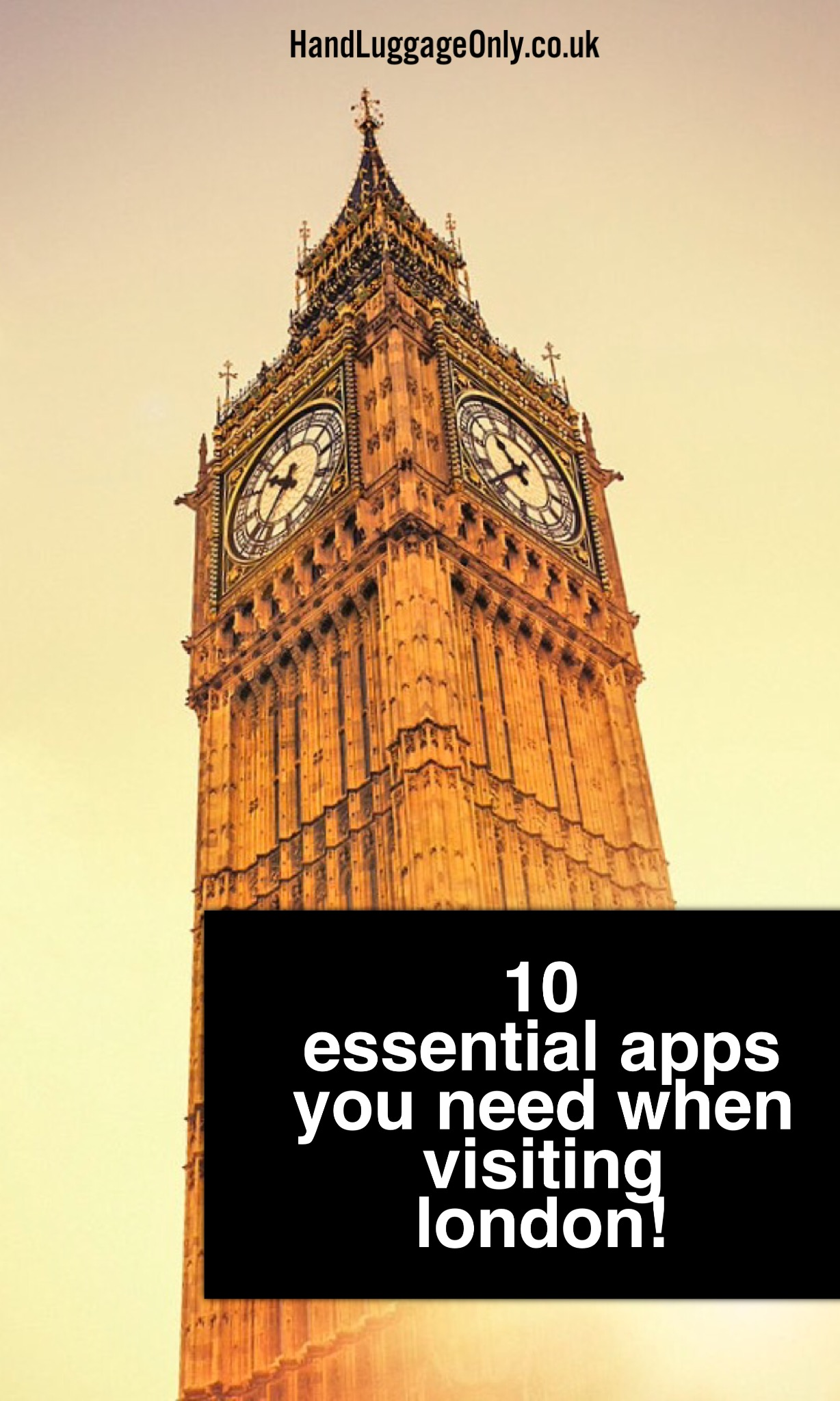 10 Essential Apps You Need When Visiting London