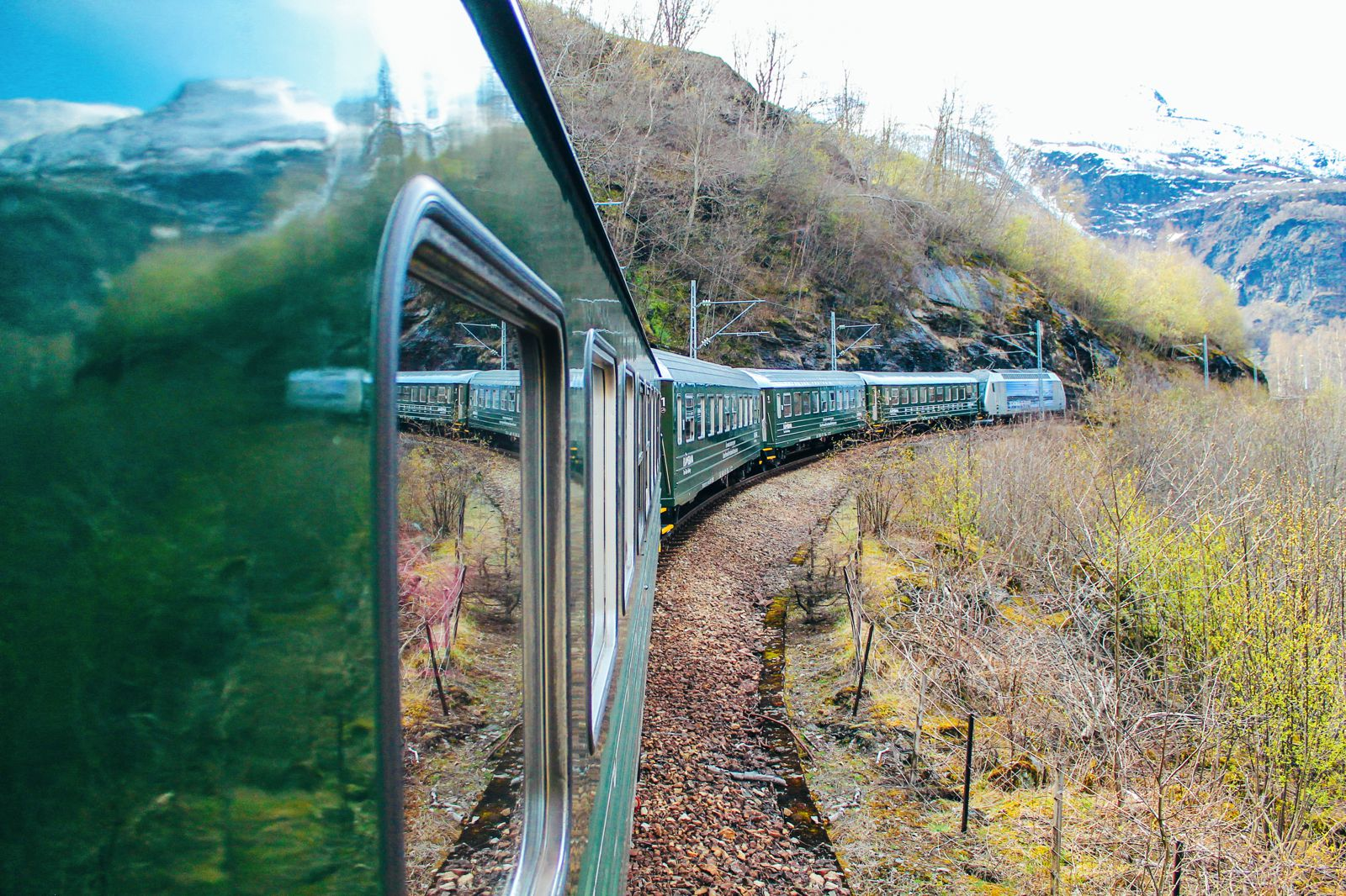 The Flamsbana Experience - Norway's Most Scenic Train Journey! (19)