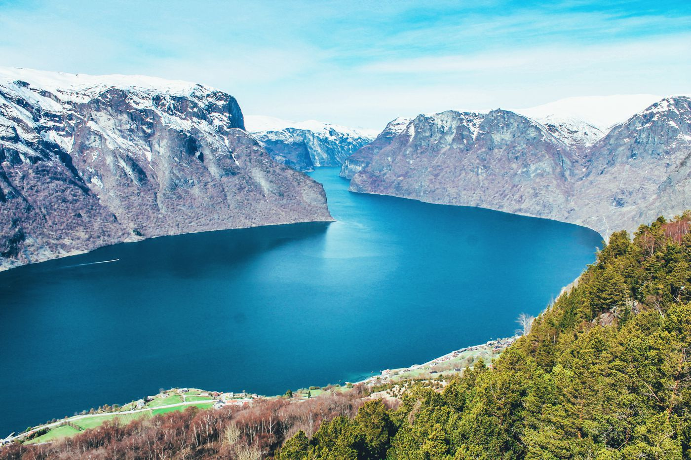 The Fjords Of Norway - Sognefjord (25)