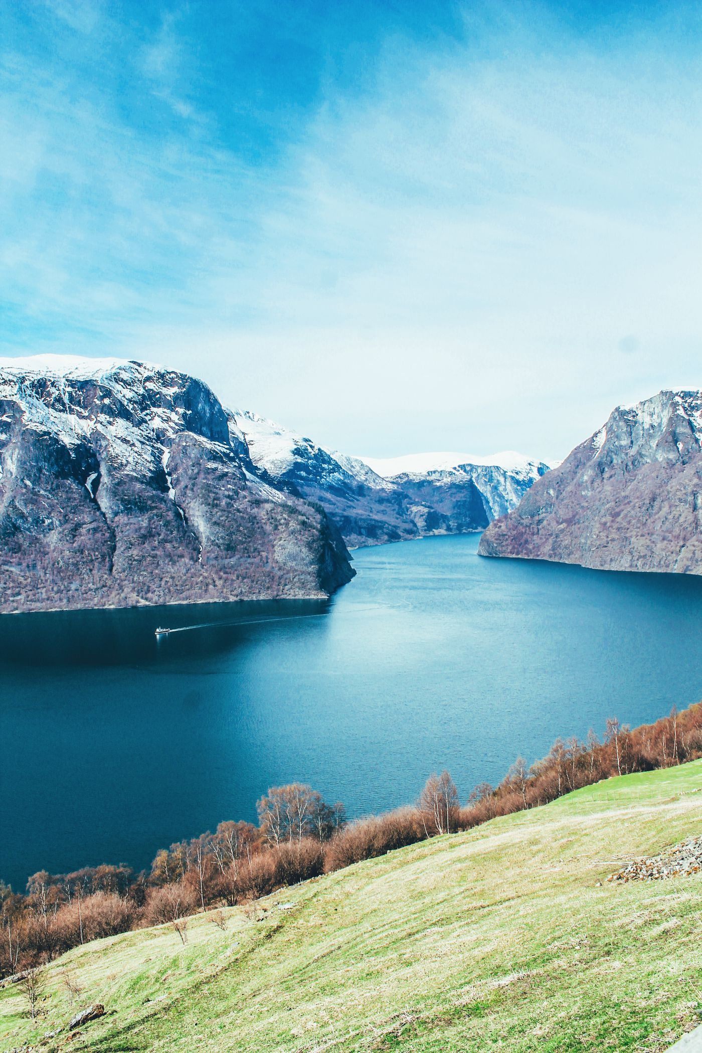 The Fjords Of Norway - Sognefjord (6)
