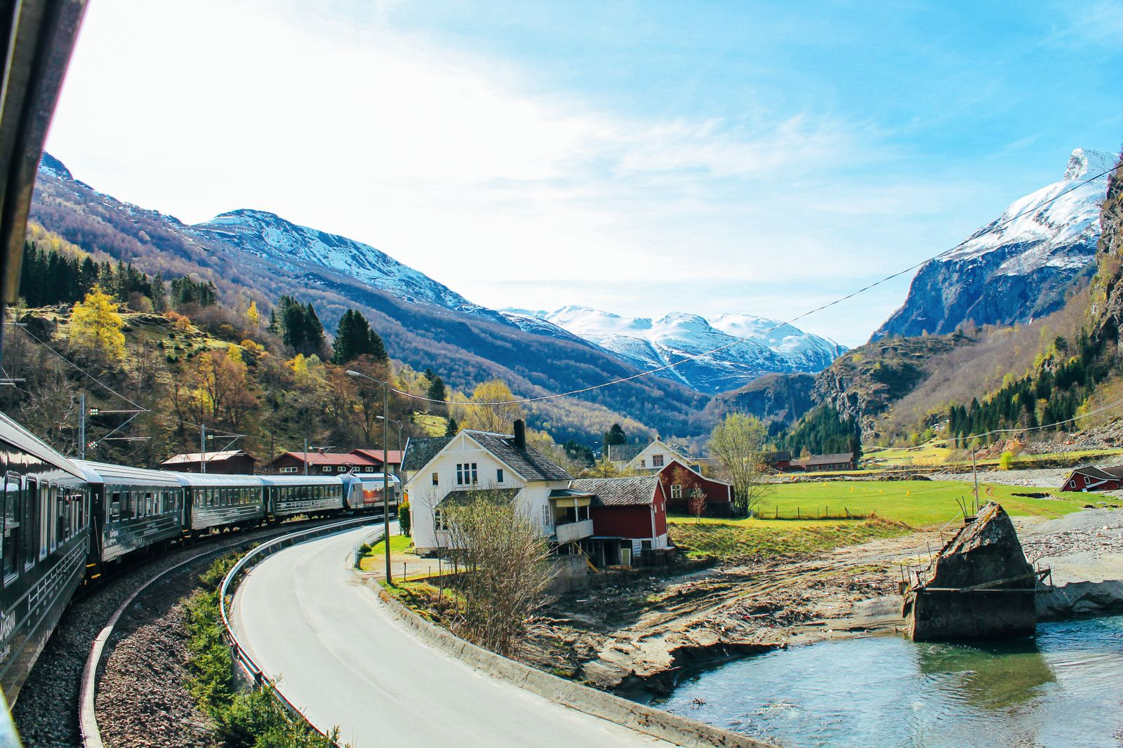 The Flamsbana Experience - Norway's Most Scenic Train Journey! (29)