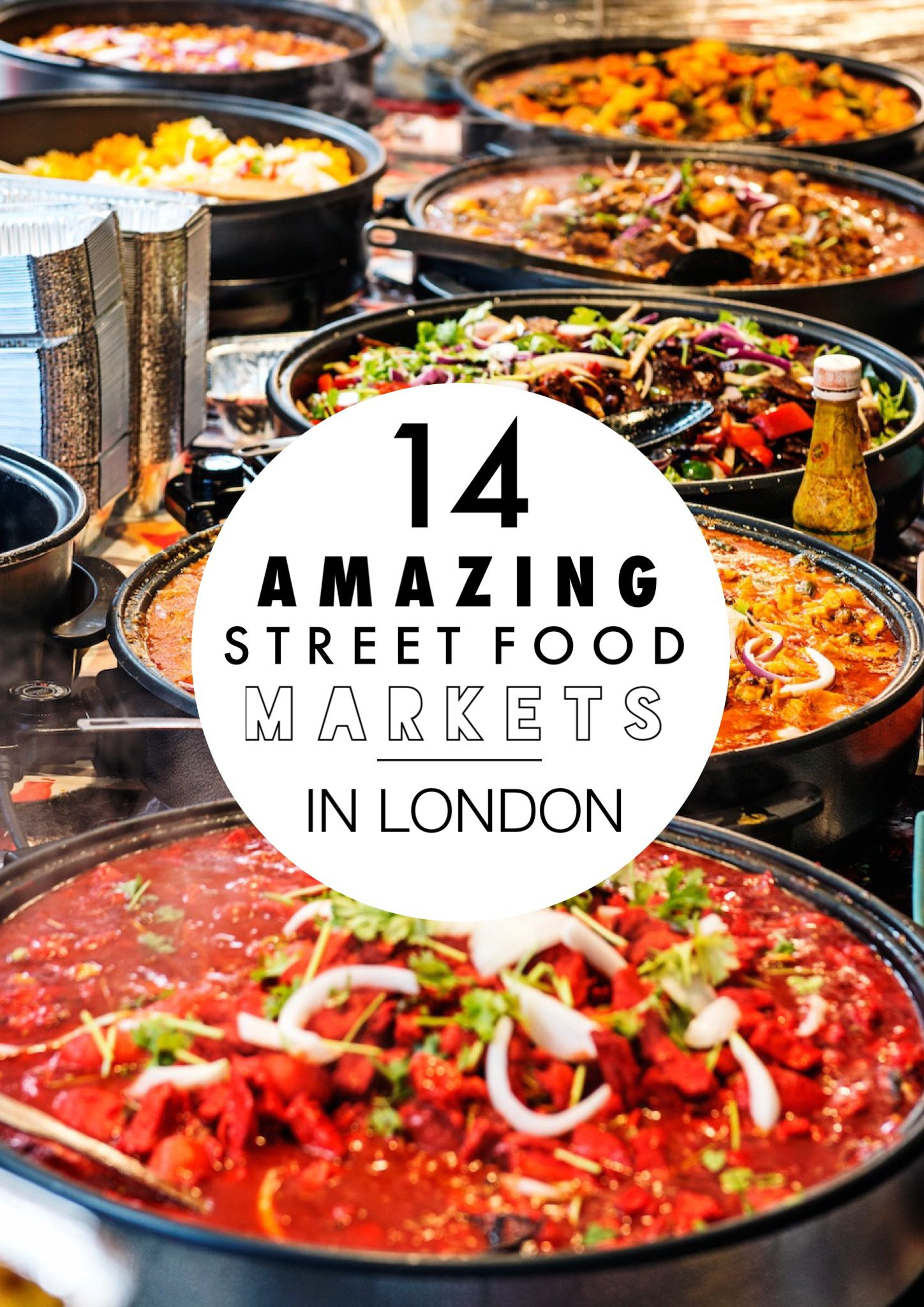 Best Indian Street Food London