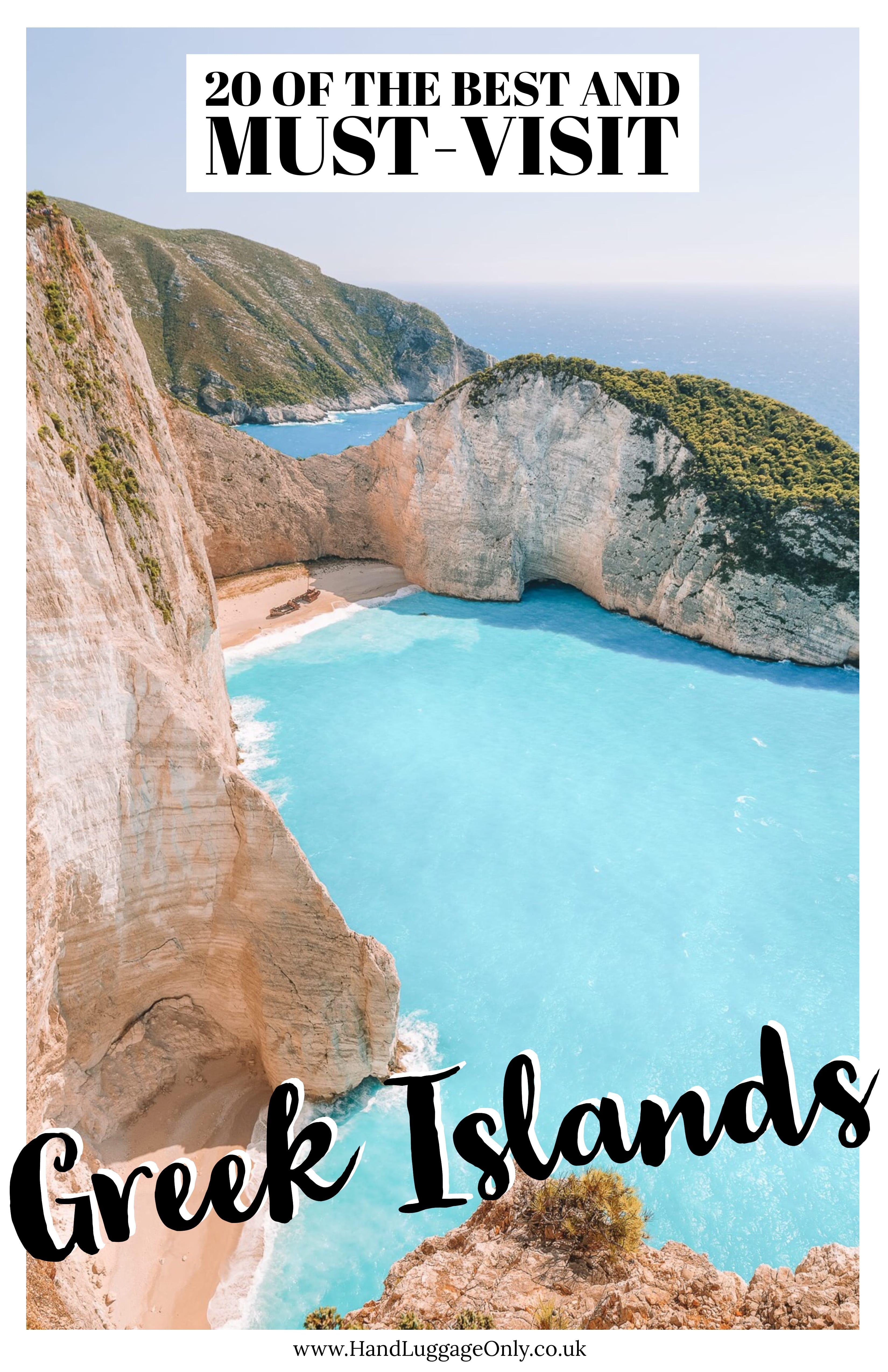 20 Very Best Greek Islands To Visit (1)
