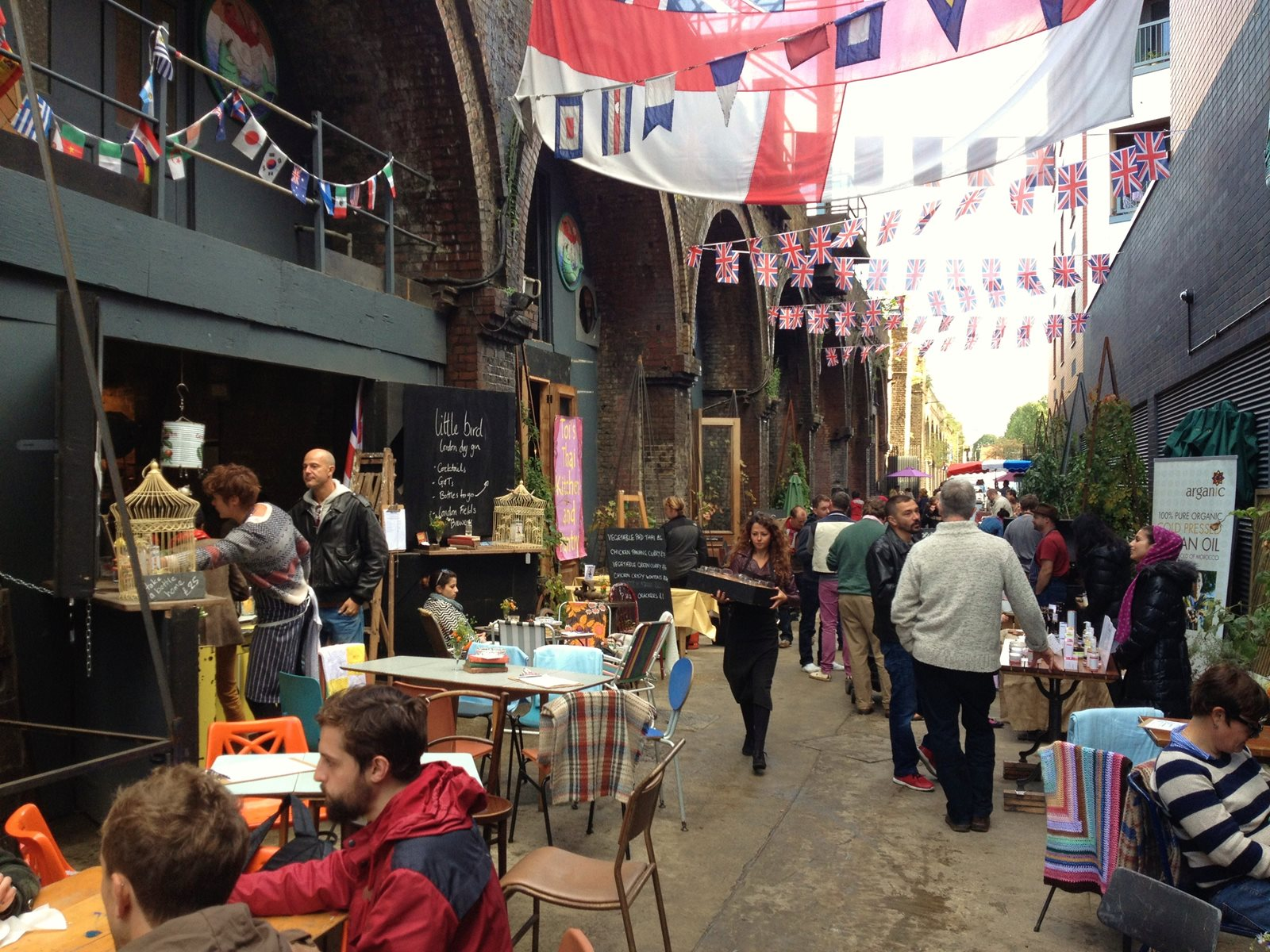 14 Amazing Street Food Markets You Have To Visit In London! (41)