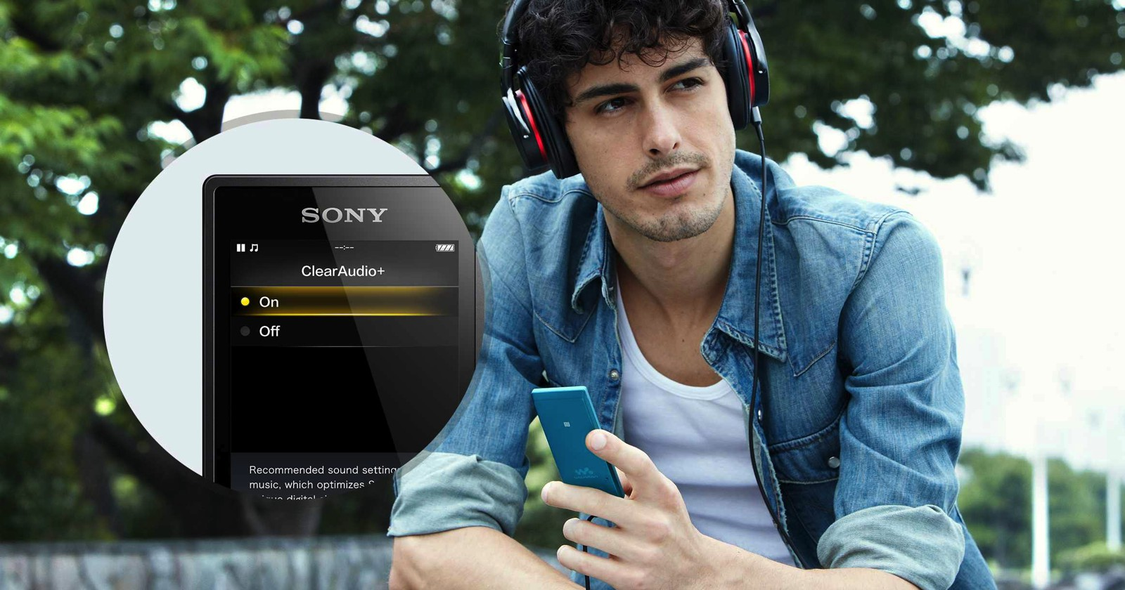NWZ-A Series Hi-Resolution From Sony on Hand Luggage Only (3)