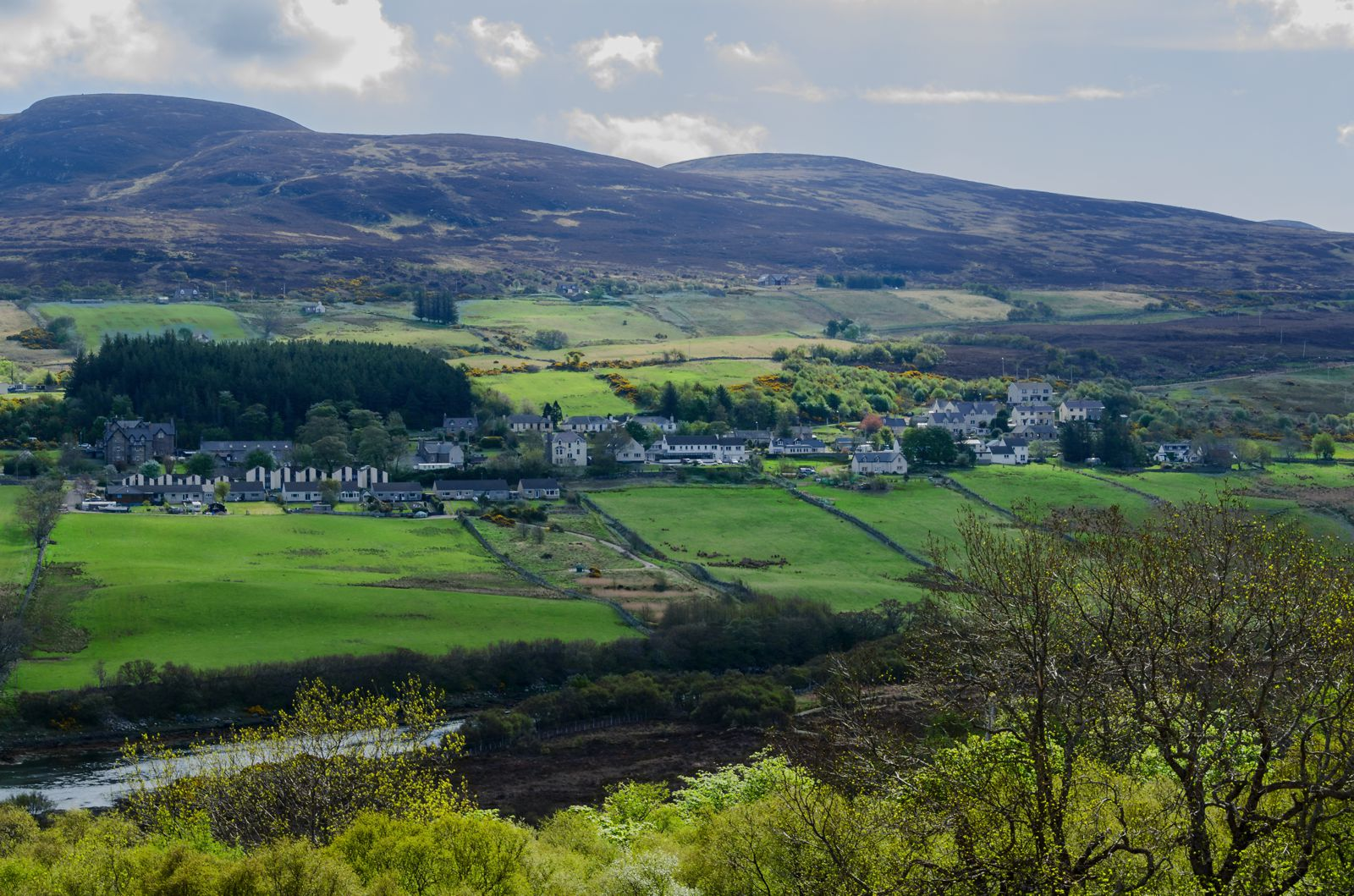 The Complete Guide To Travelling Across The Highlands Of Scotland In The UK (6)