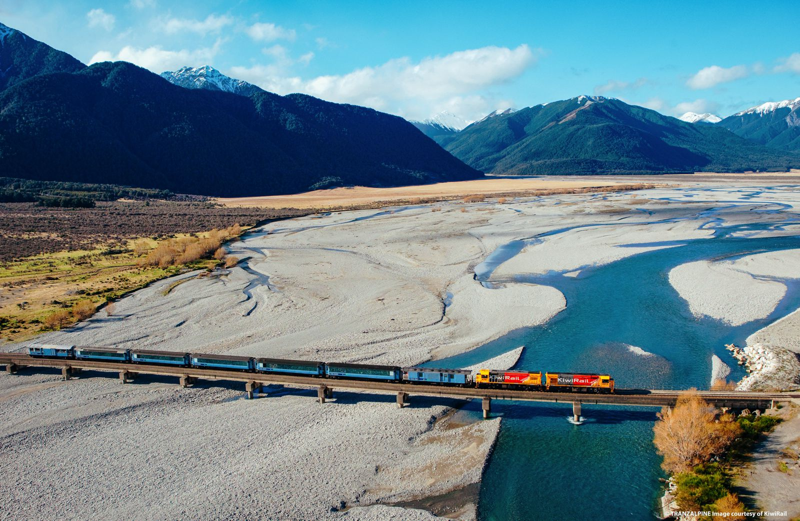 The 15 Most Beautiful Train Journeys Across The World You Have To Travel On! (54)