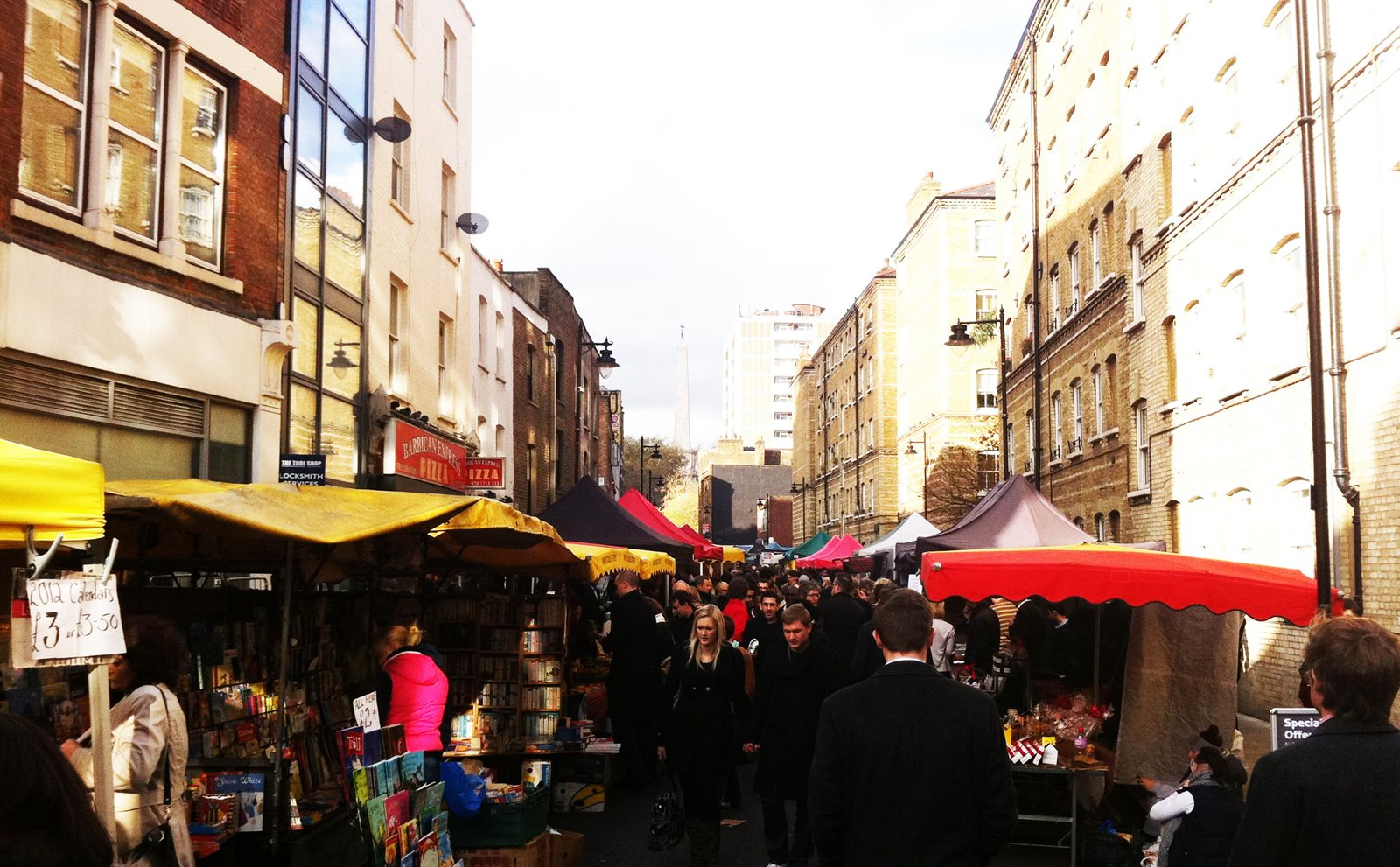 14 Amazing Street Food Markets You Have To Visit In London! (28)