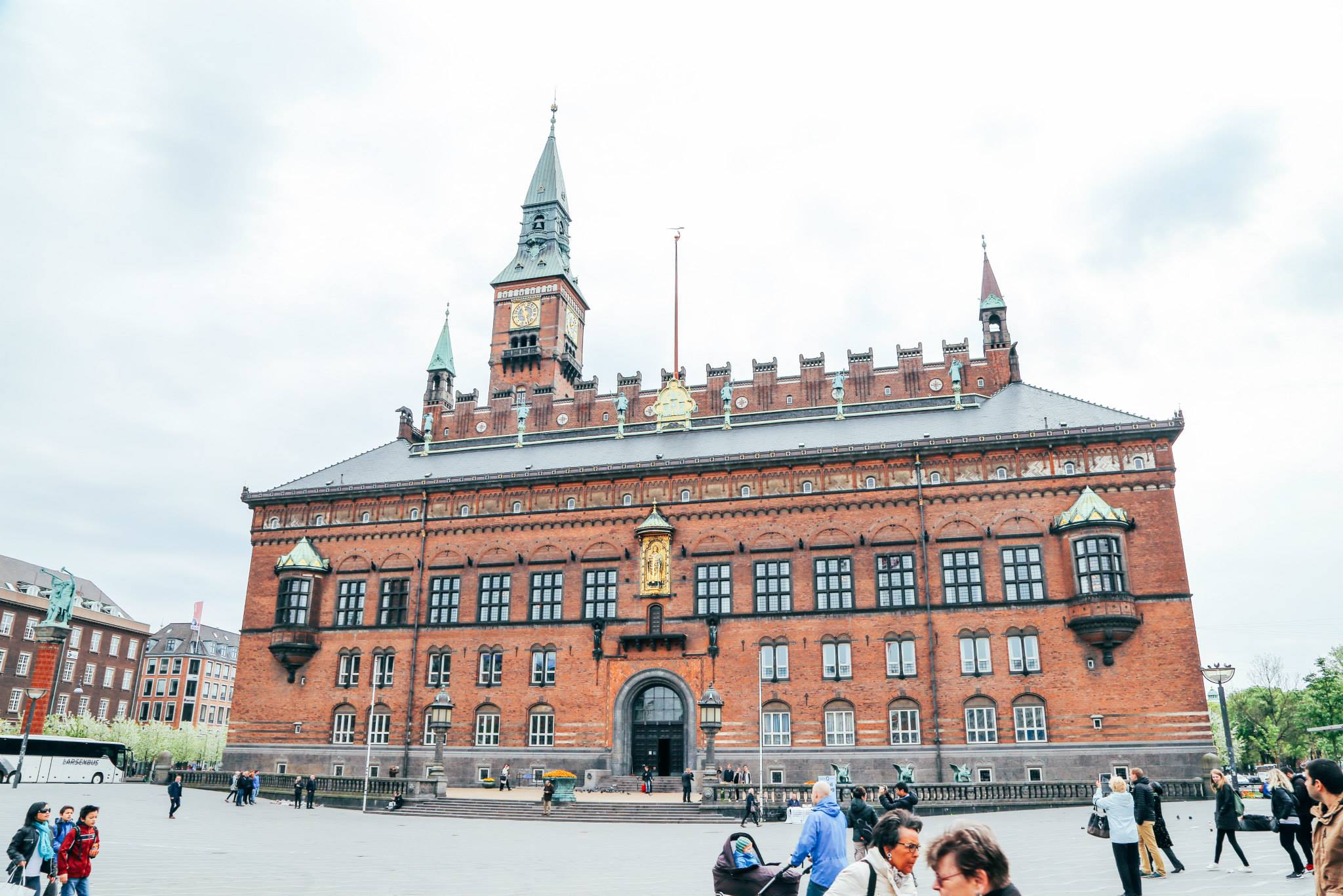 How To Spend a Weekend in Copenhagen! [PART1] (2)