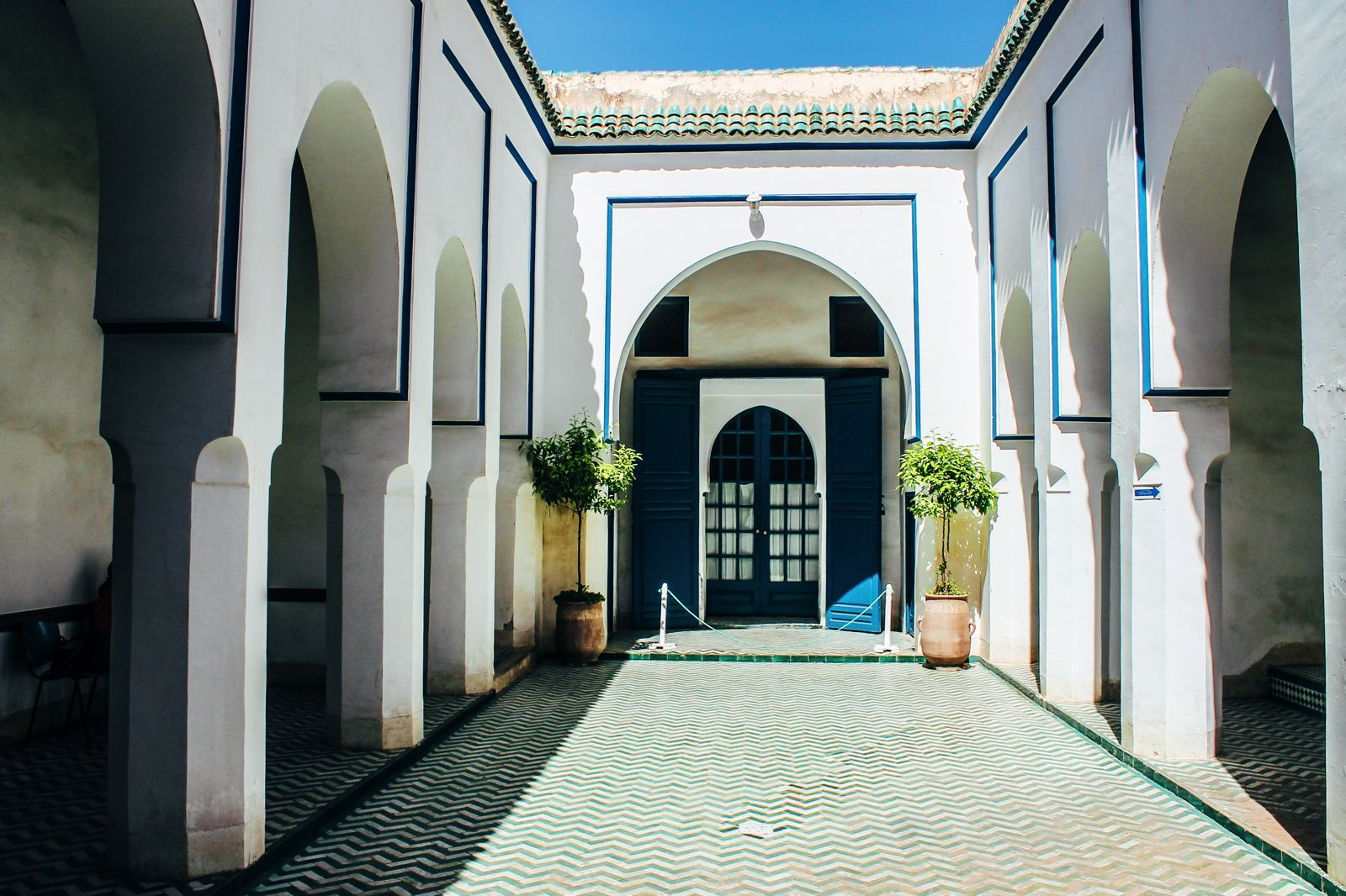 Bahia Palace... Marrakesh, Morocco. A Photo Diary. (18)