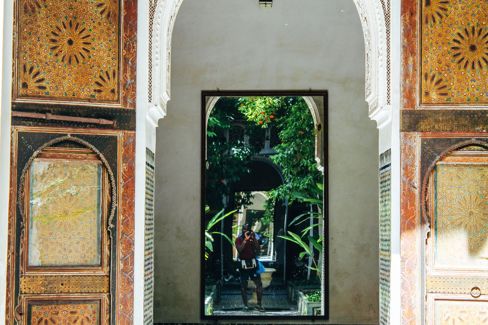 Bahia Palace... Marrakesh, Morocco. A Photo Diary. (22)