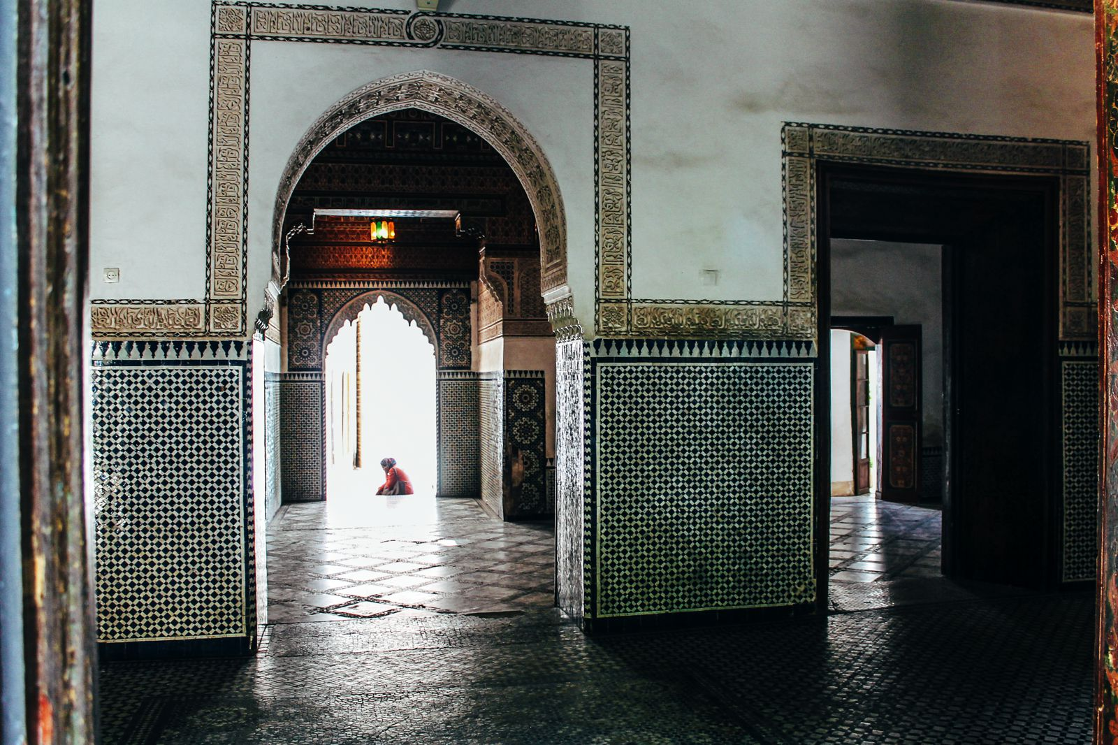 Bahia Palace... Marrakesh, Morocco. A Photo Diary. (24)