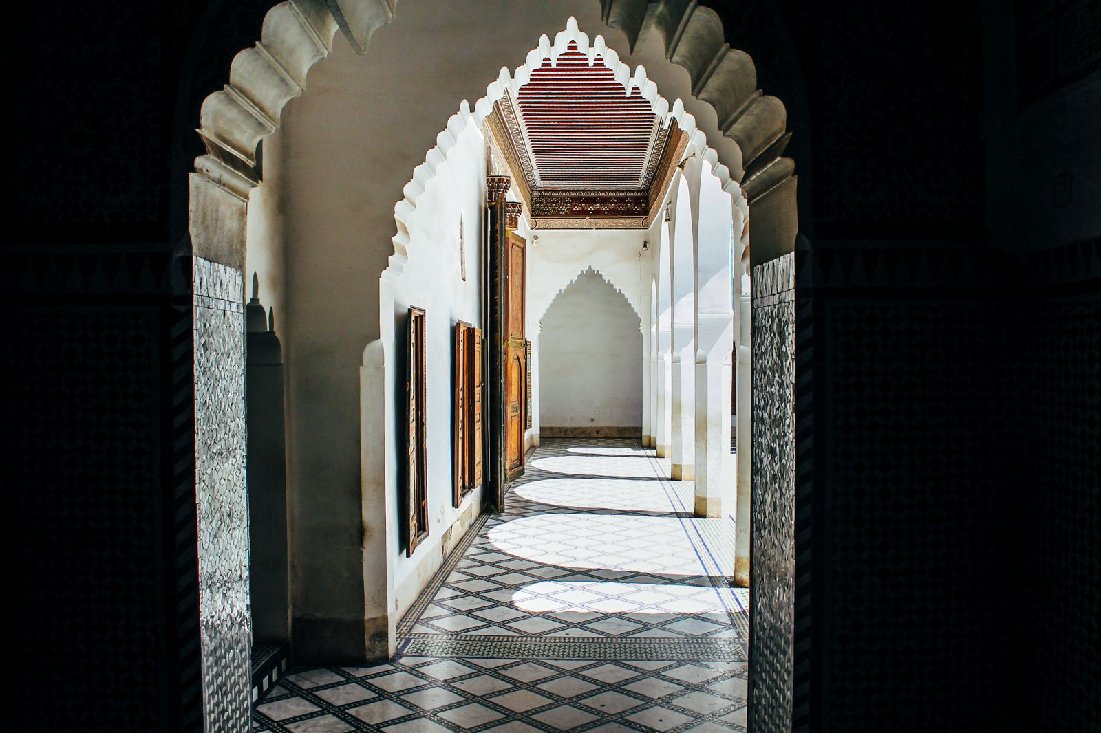 Bahia Palace... Marrakesh, Morocco. A Photo Diary. (29)