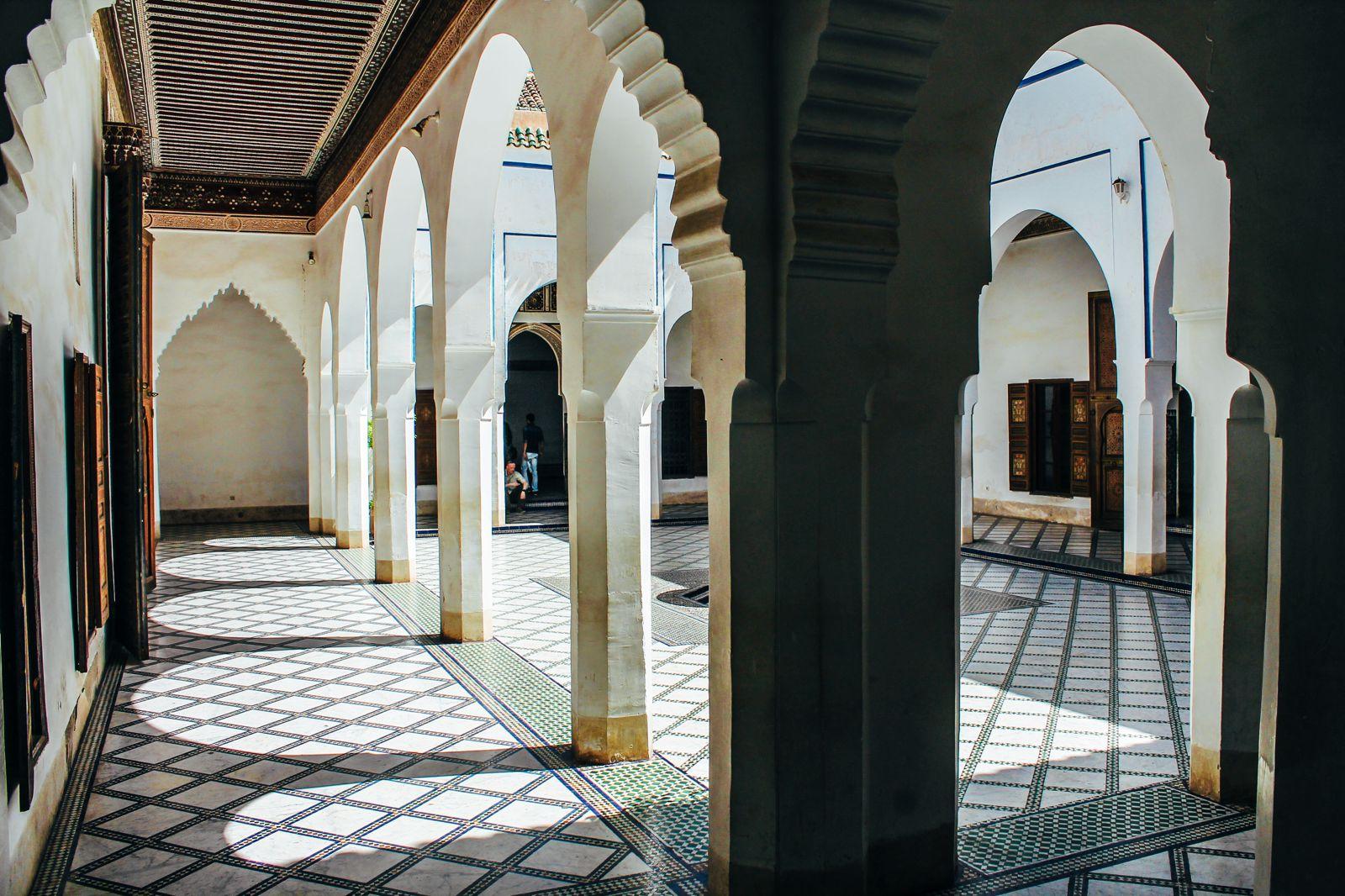 Bahia Palace... Marrakesh, Morocco. A Photo Diary. (30)