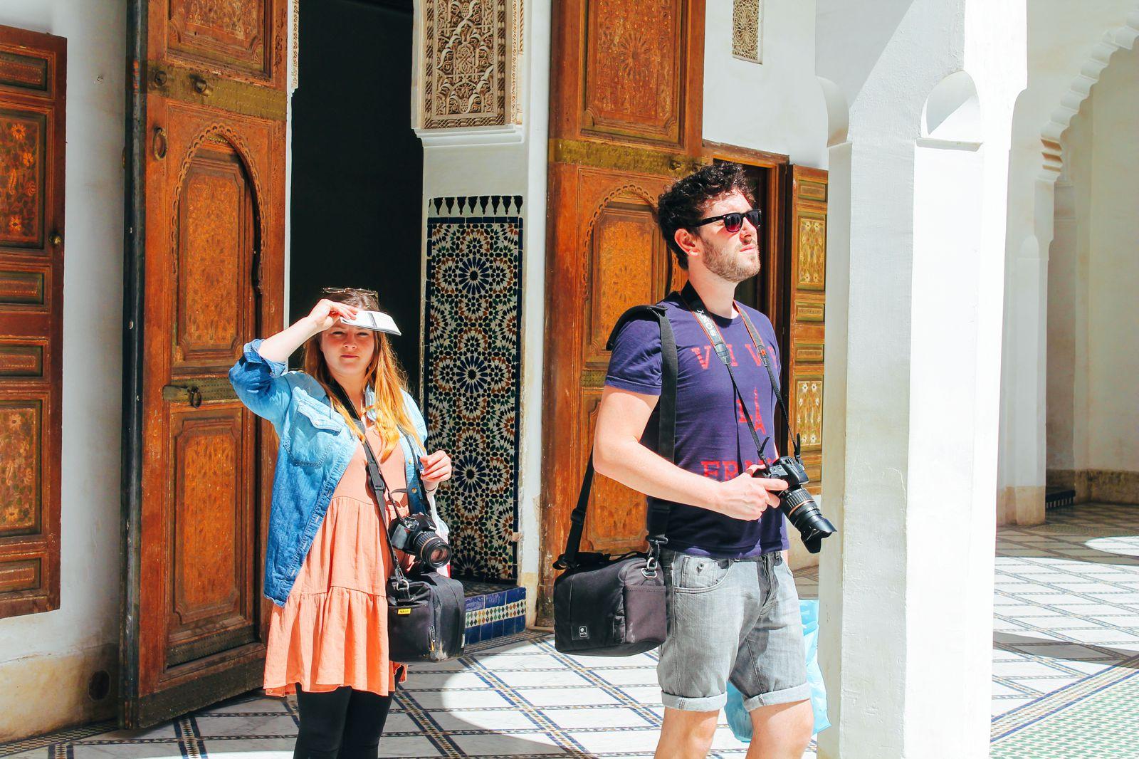 Bahia Palace... Marrakesh, Morocco. A Photo Diary. (31)
