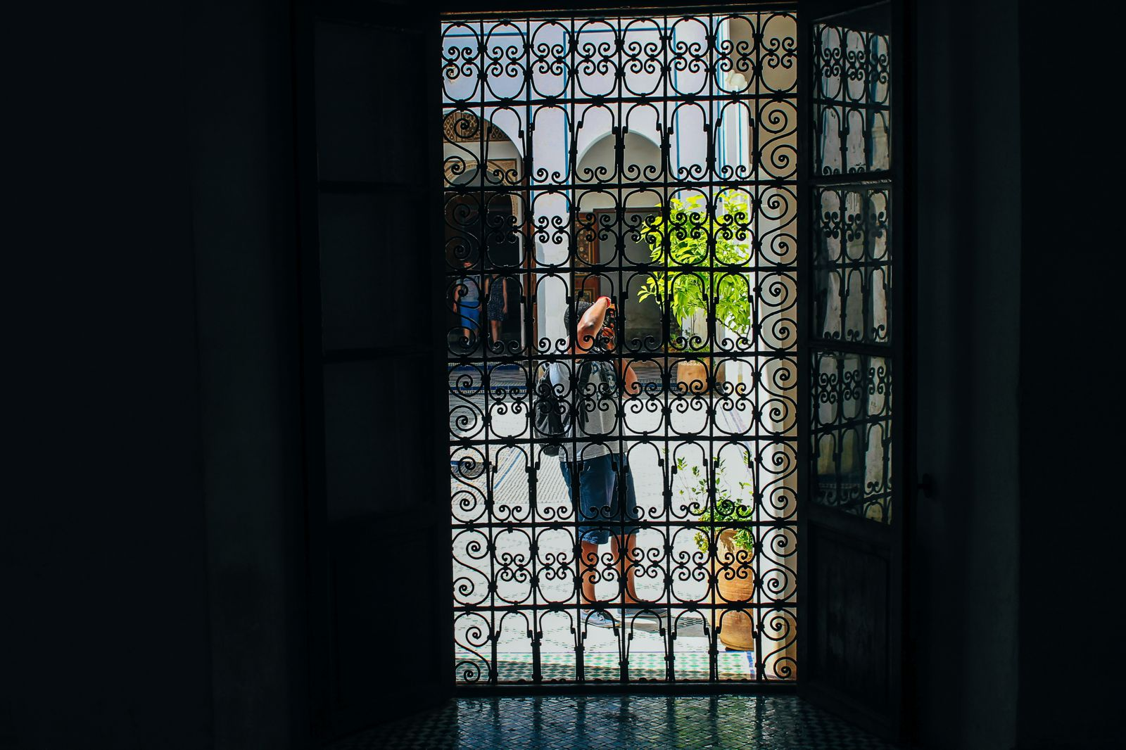 Bahia Palace... Marrakesh, Morocco. A Photo Diary. (32)