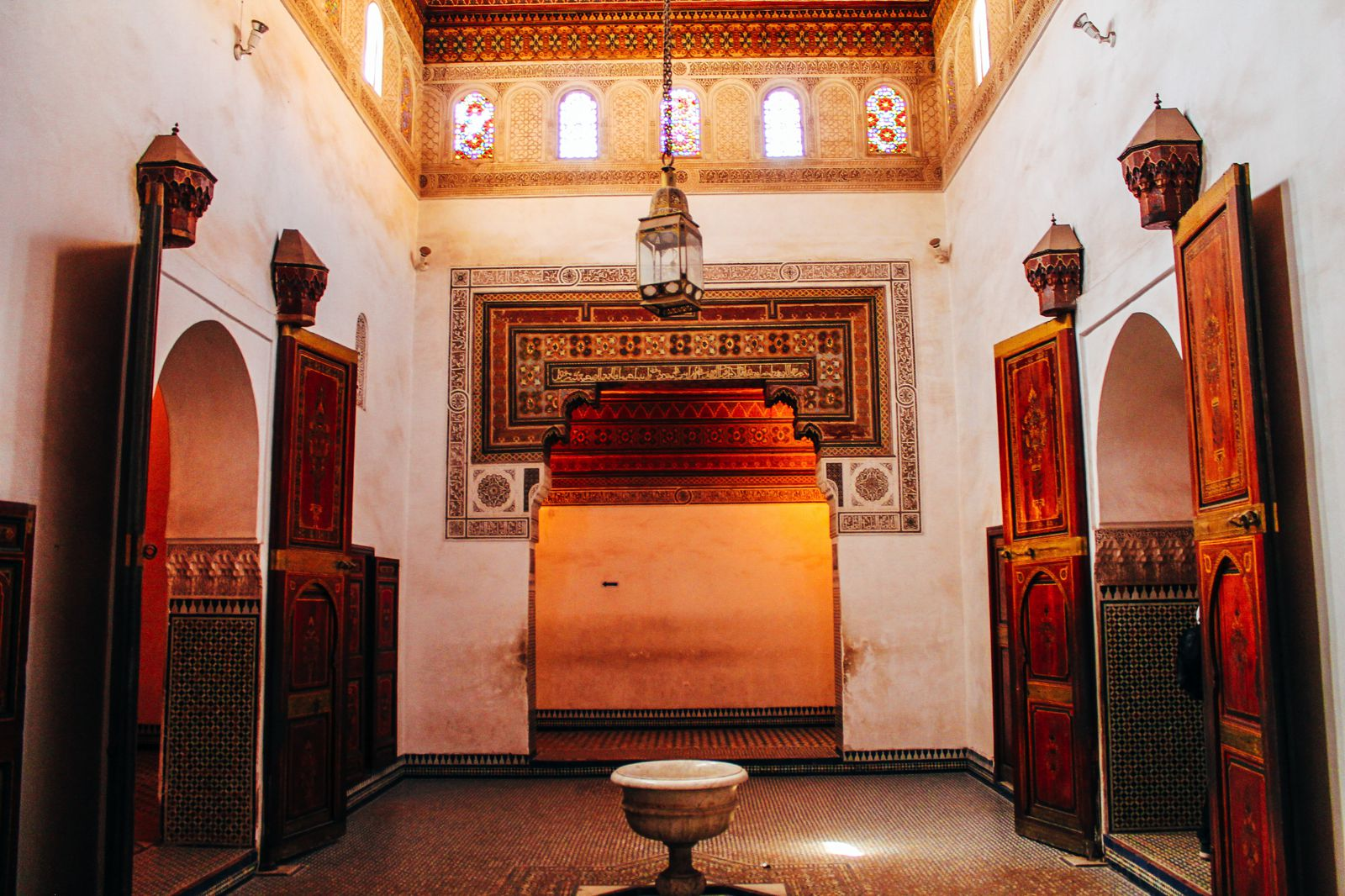 Bahia Palace... Marrakesh, Morocco. A Photo Diary. (33)