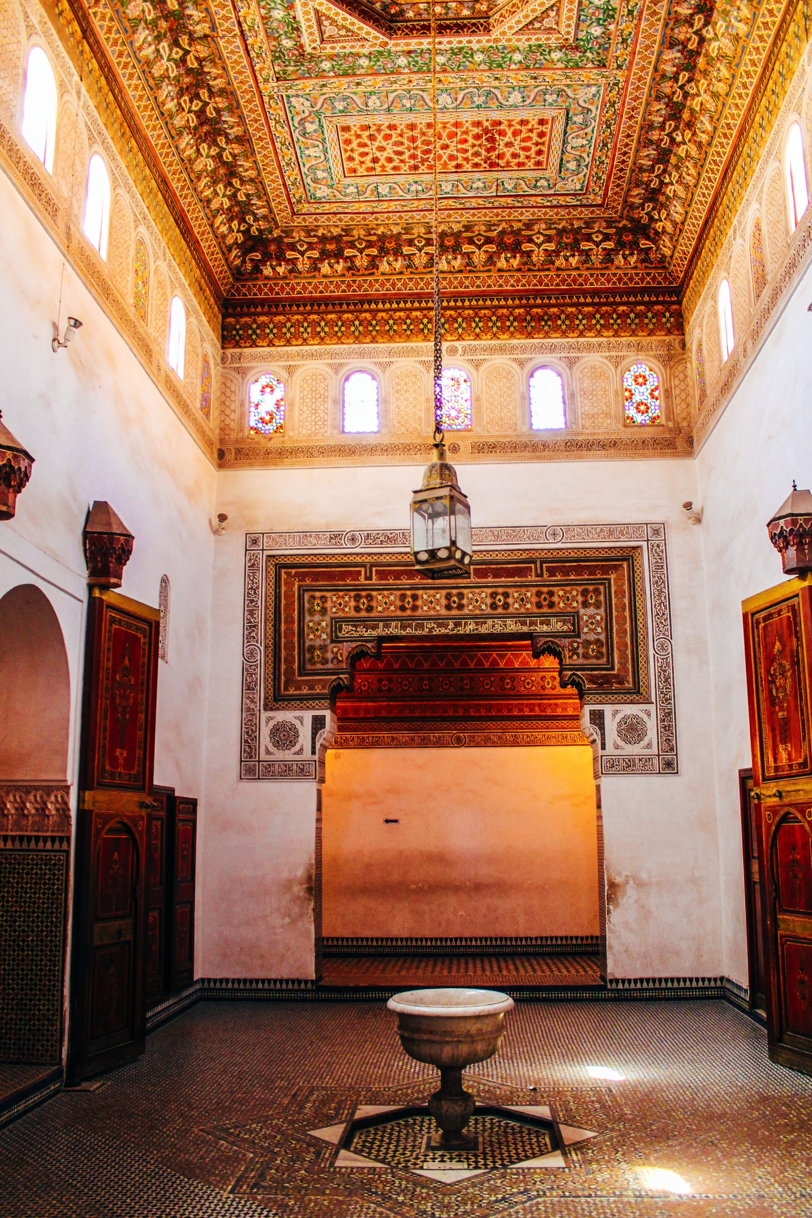 Bahia Palace... Marrakesh, Morocco. A Photo Diary. (34)