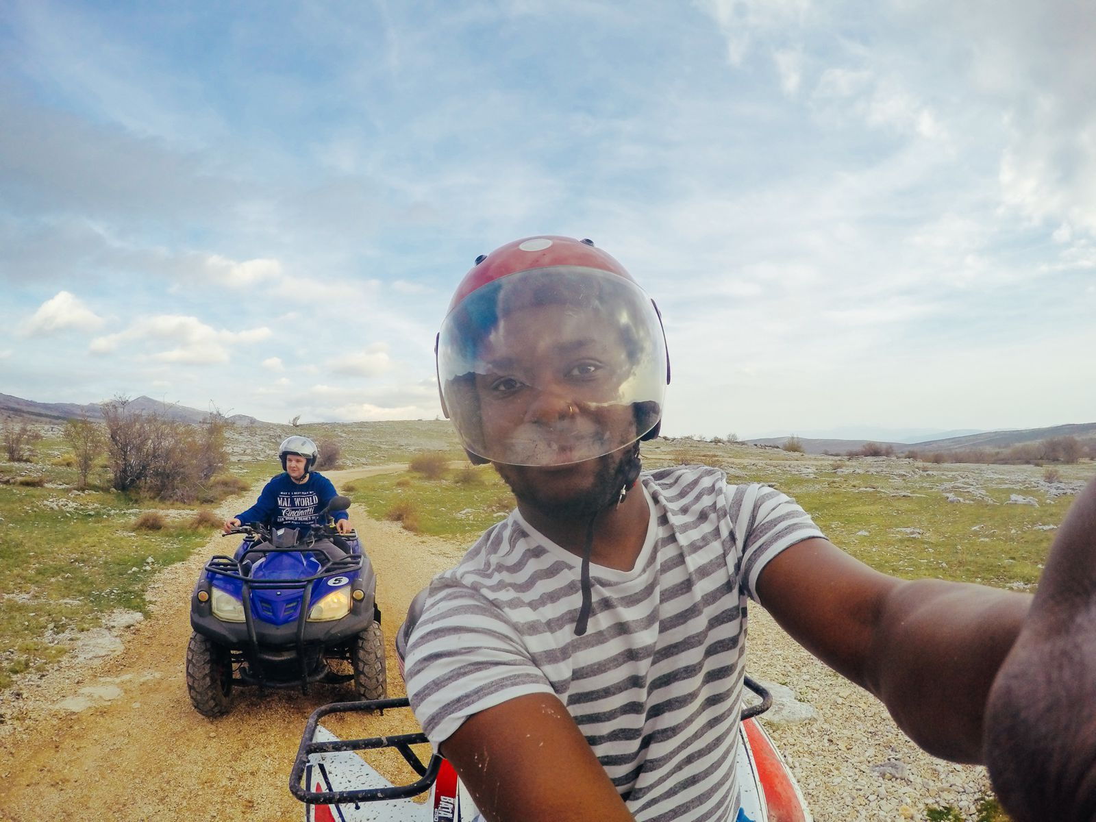 Quad Biking Through Croatia... (5)