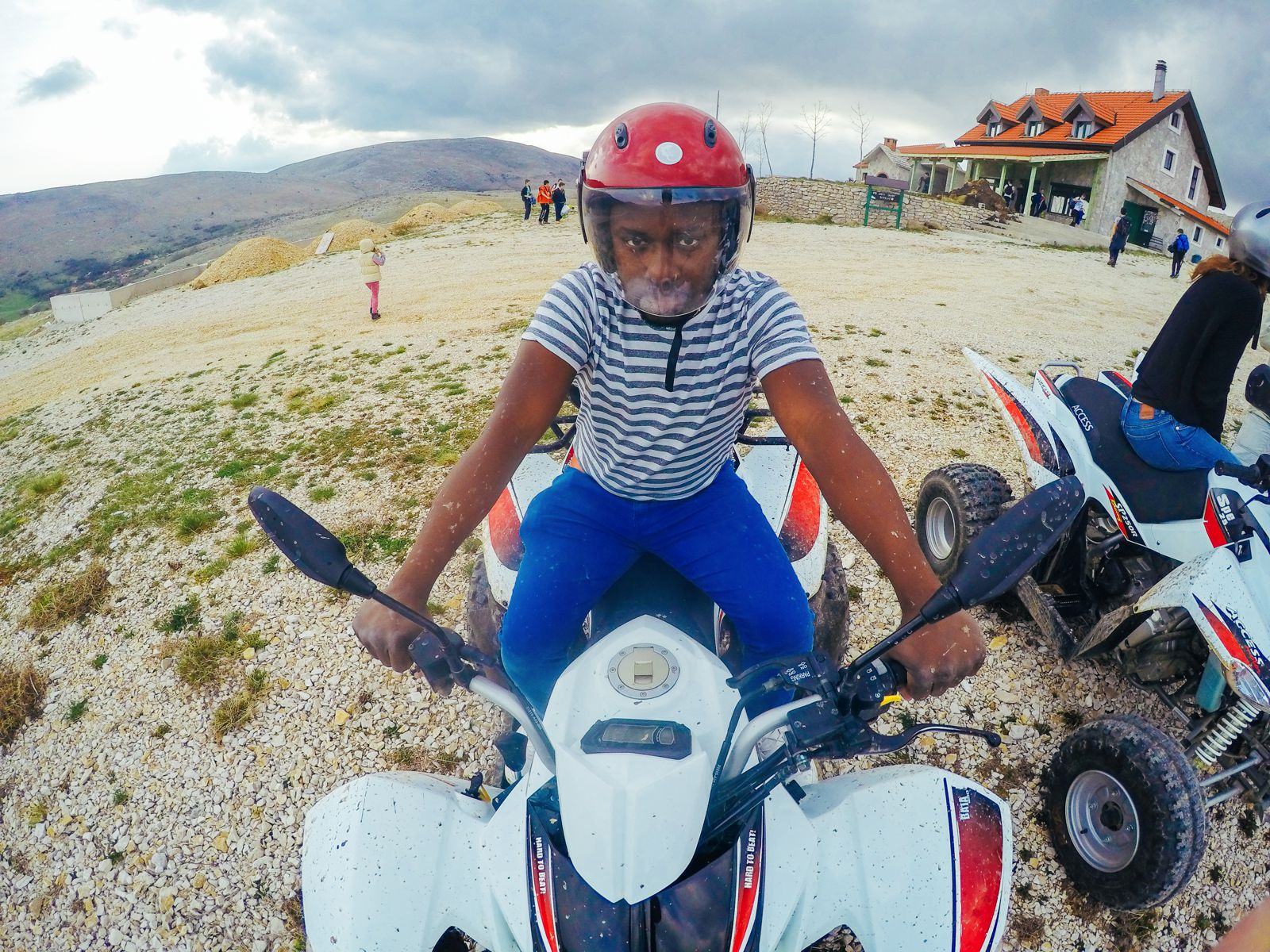 Quad Biking Through Croatia... (6)