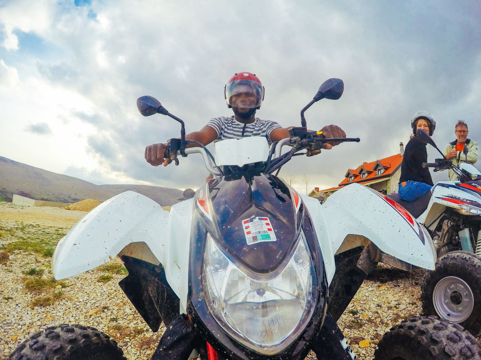 Quad Biking Through Croatia... (7)