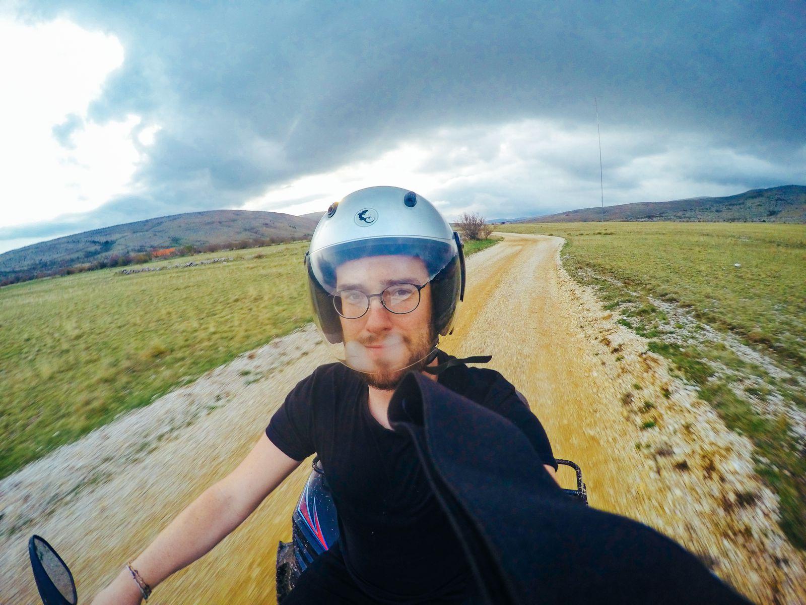 Quad Biking Through Croatia... (10)