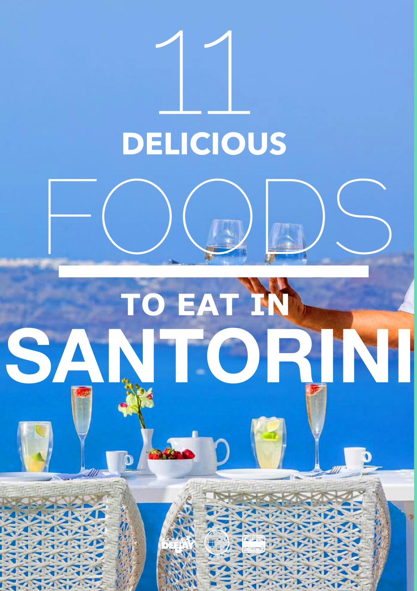 11 Delicious Foods You Have To Eat In Santorini, Greece