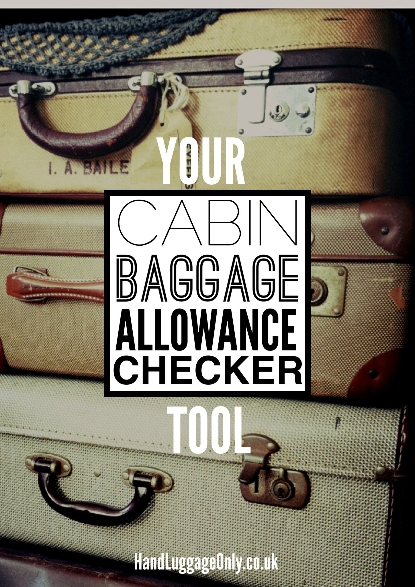 How To Stop Getting Caught Out With Excess Cabin Baggage (1)