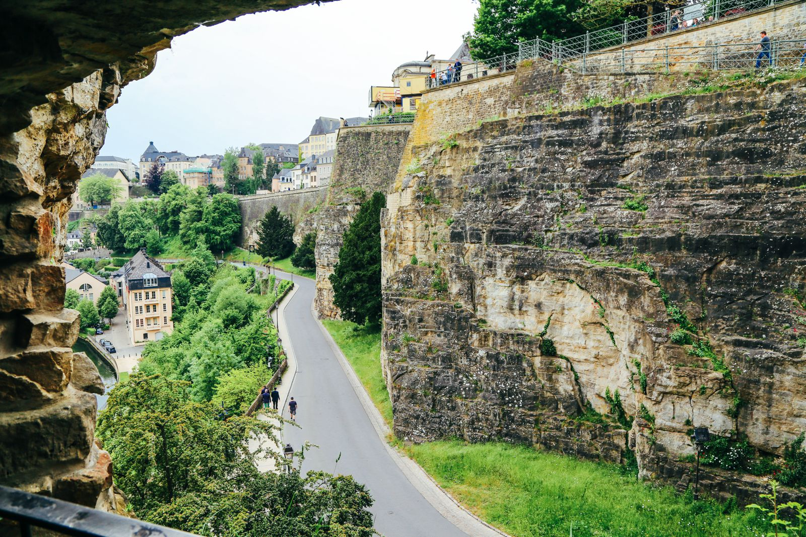 Old Luxembourg... The UNESCO World Heritage Site! (14)