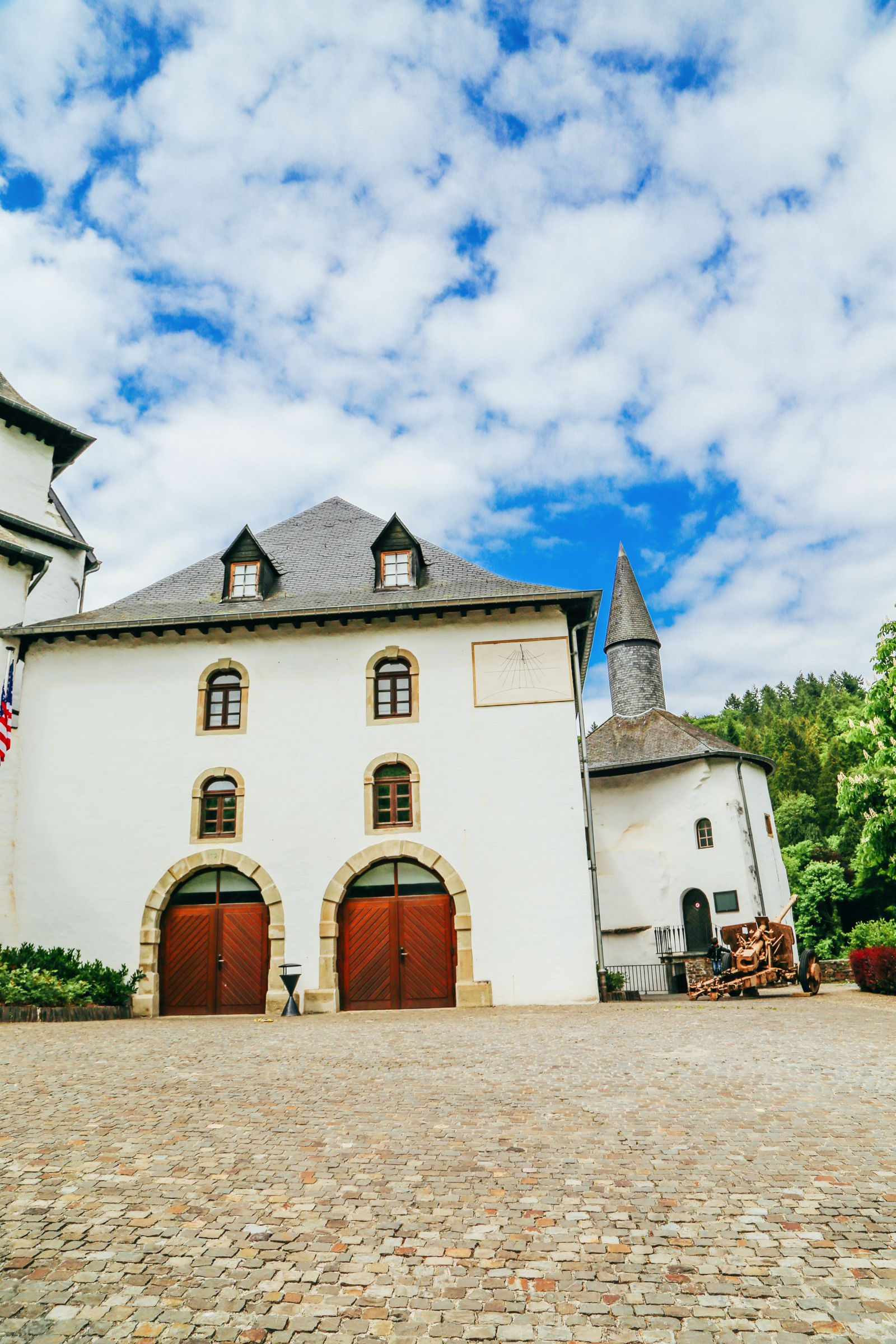 Clervaux Castle And The Family Of Man (10)
