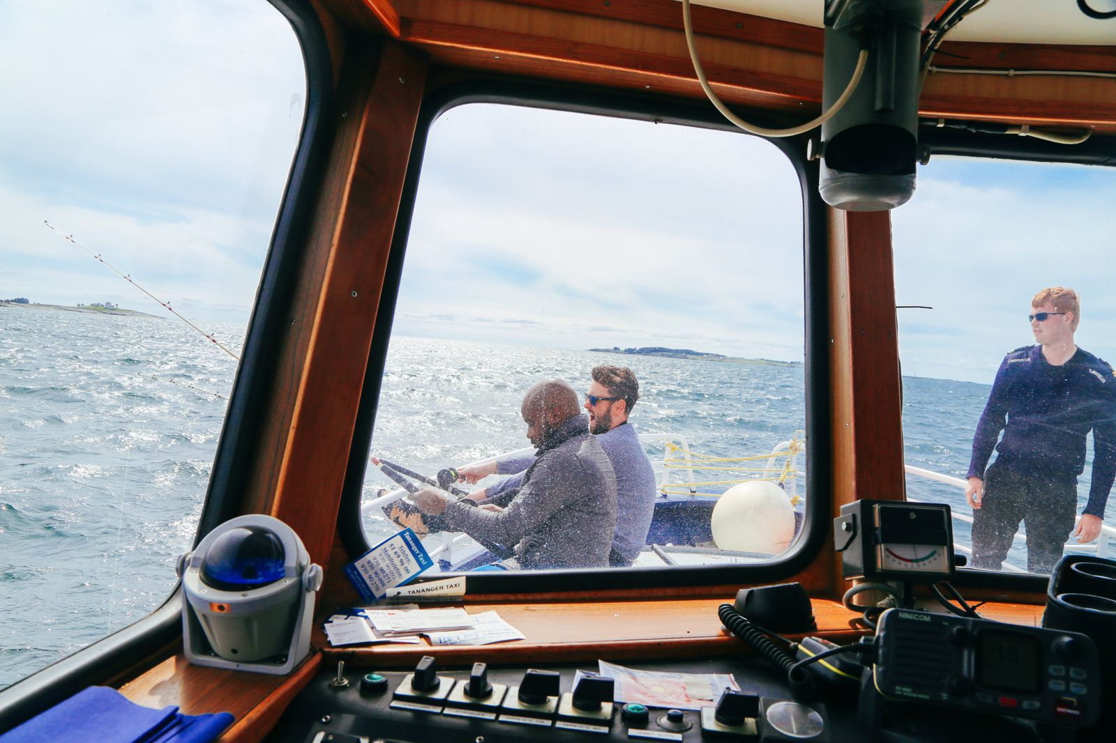 #Nordics48h Challenge - Our First Mission! Stavanger, Cod Fishing, Fishing, Tananger, Norway (36)