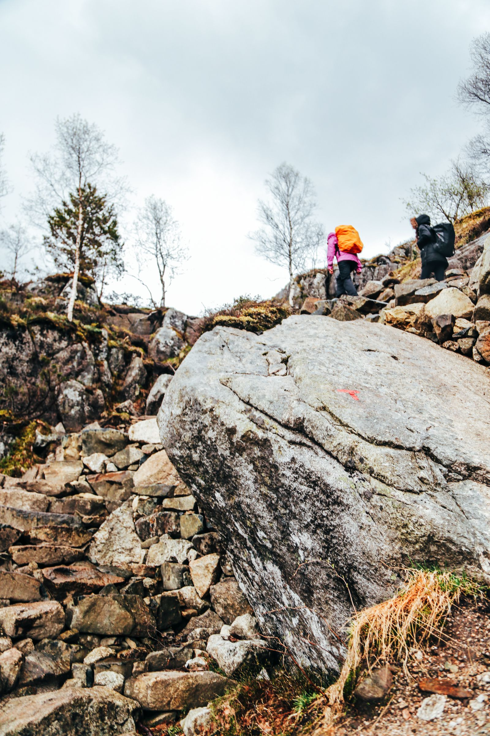 How To See The Lysefjord AND Get To The Very Edge Of Pulpit Rock In Norway! (26)