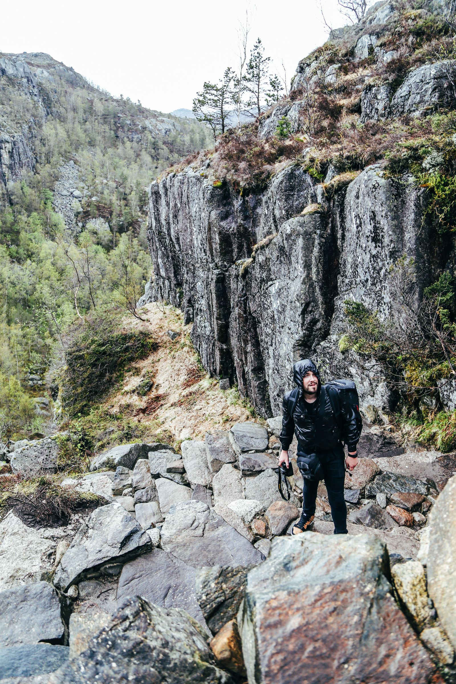 How To See The Lysefjord AND Get To The Very Edge Of Pulpit Rock In Norway! (27)