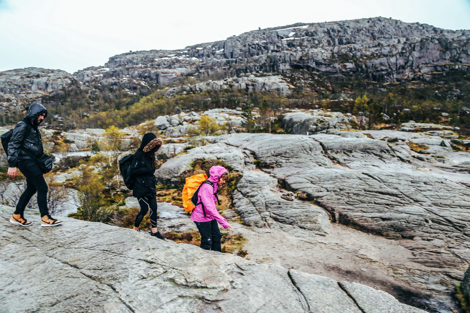 How To See The Lysefjord AND Get To The Very Edge Of Pulpit Rock In Norway! (30)
