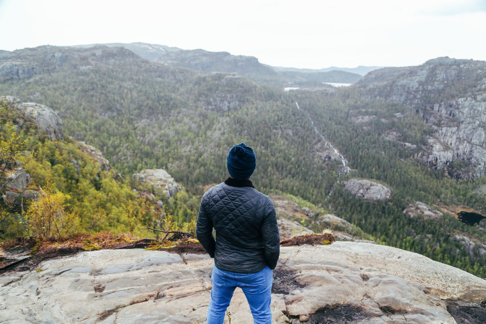 How To See The Lysefjord AND Get To The Very Edge Of Pulpit Rock In Norway! (35)