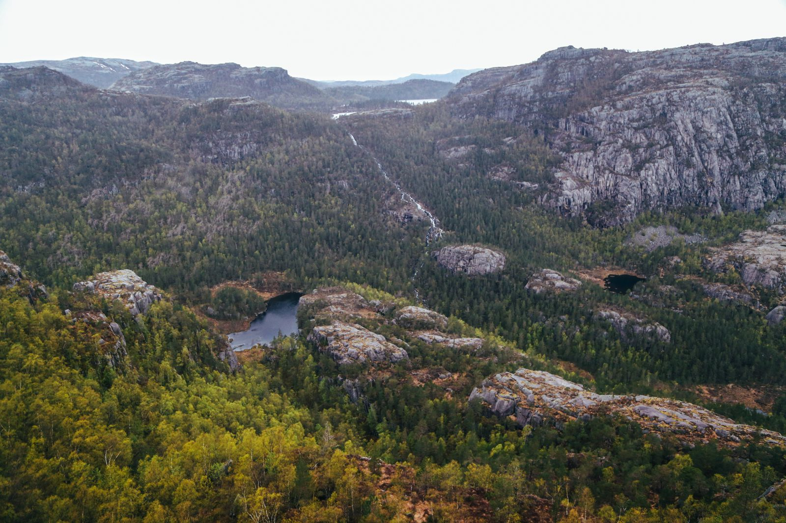 How To See The Lysefjord AND Get To The Very Edge Of Pulpit Rock In Norway! (38)