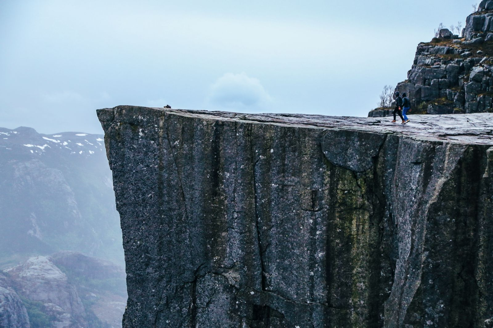 How To See The Lysefjord AND Get To The Very Edge Of Pulpit Rock In Norway! (45)