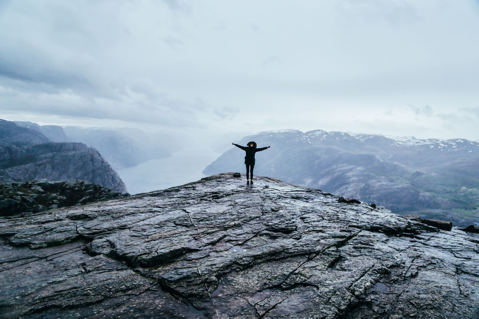 How To See The Lysefjord AND Get To The Very Edge Of Pulpit Rock In Norway! (50)