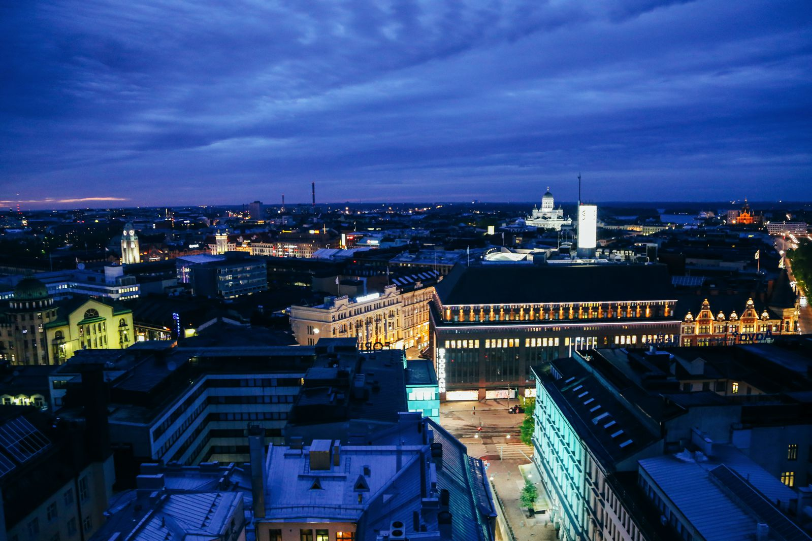 Loyly, Tintin and Helsinki At Night! #Nordics48h (37)