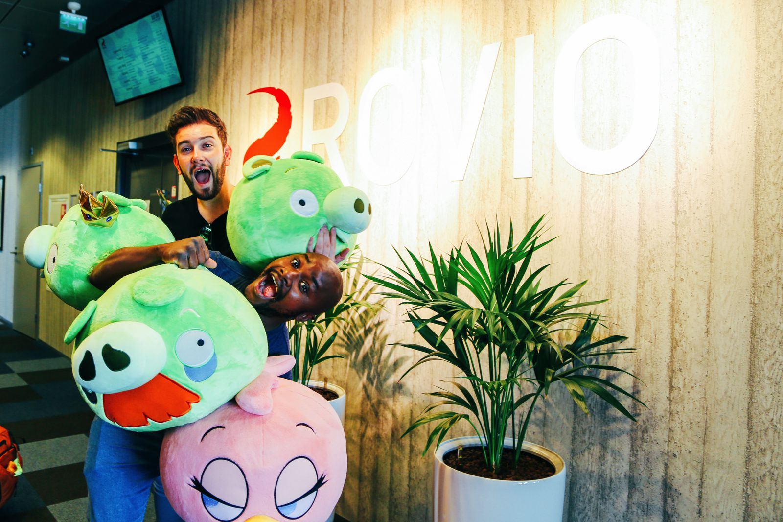 A Morning In Rovio - The Angry Birds HQ! #Nordics48h (23)