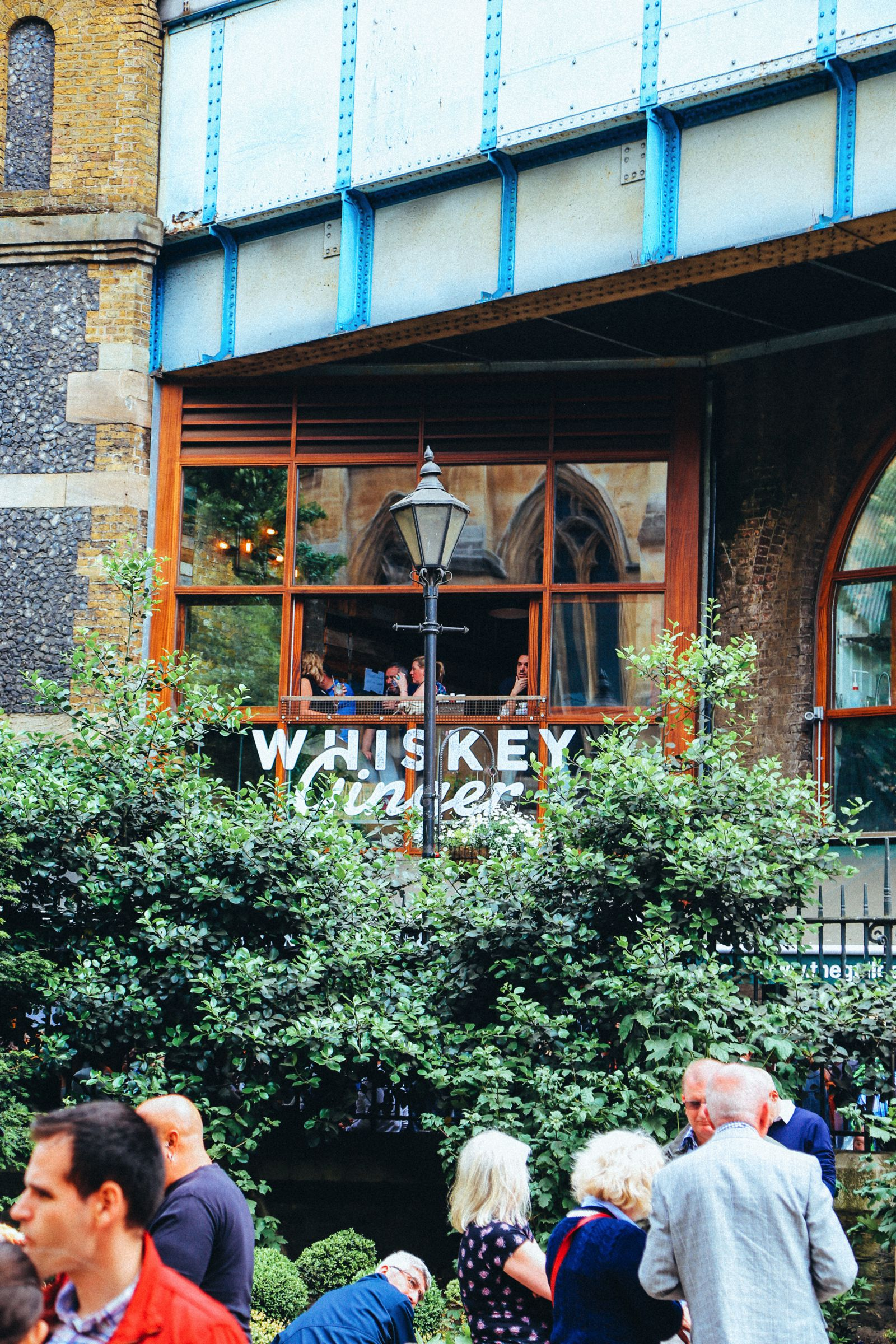 Lazy London Summer Afternoons... Borough Market and Imperial War Museum (16)