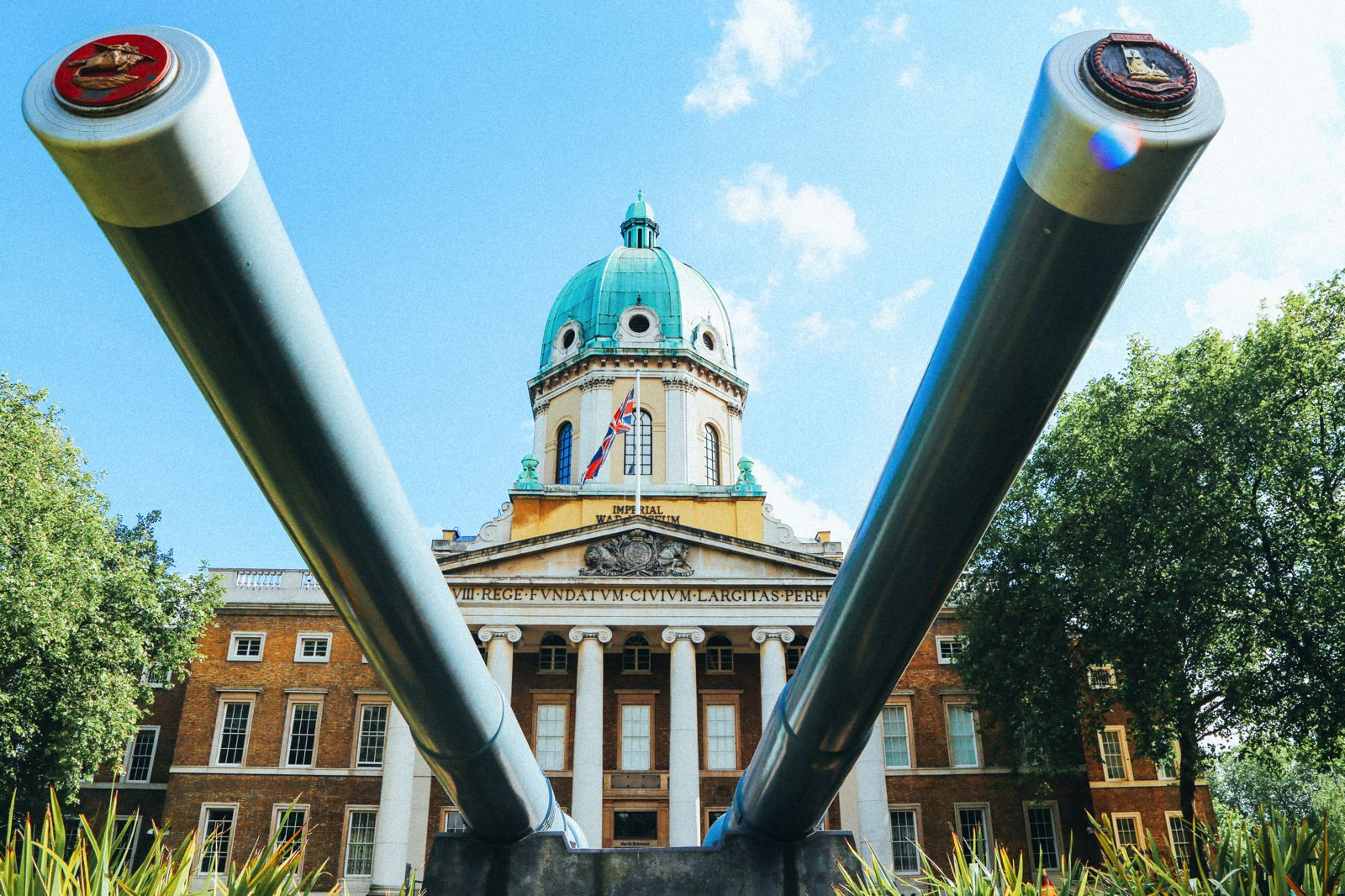 Lazy London Summer Afternoons... Borough Market and Imperial War Museum (31)