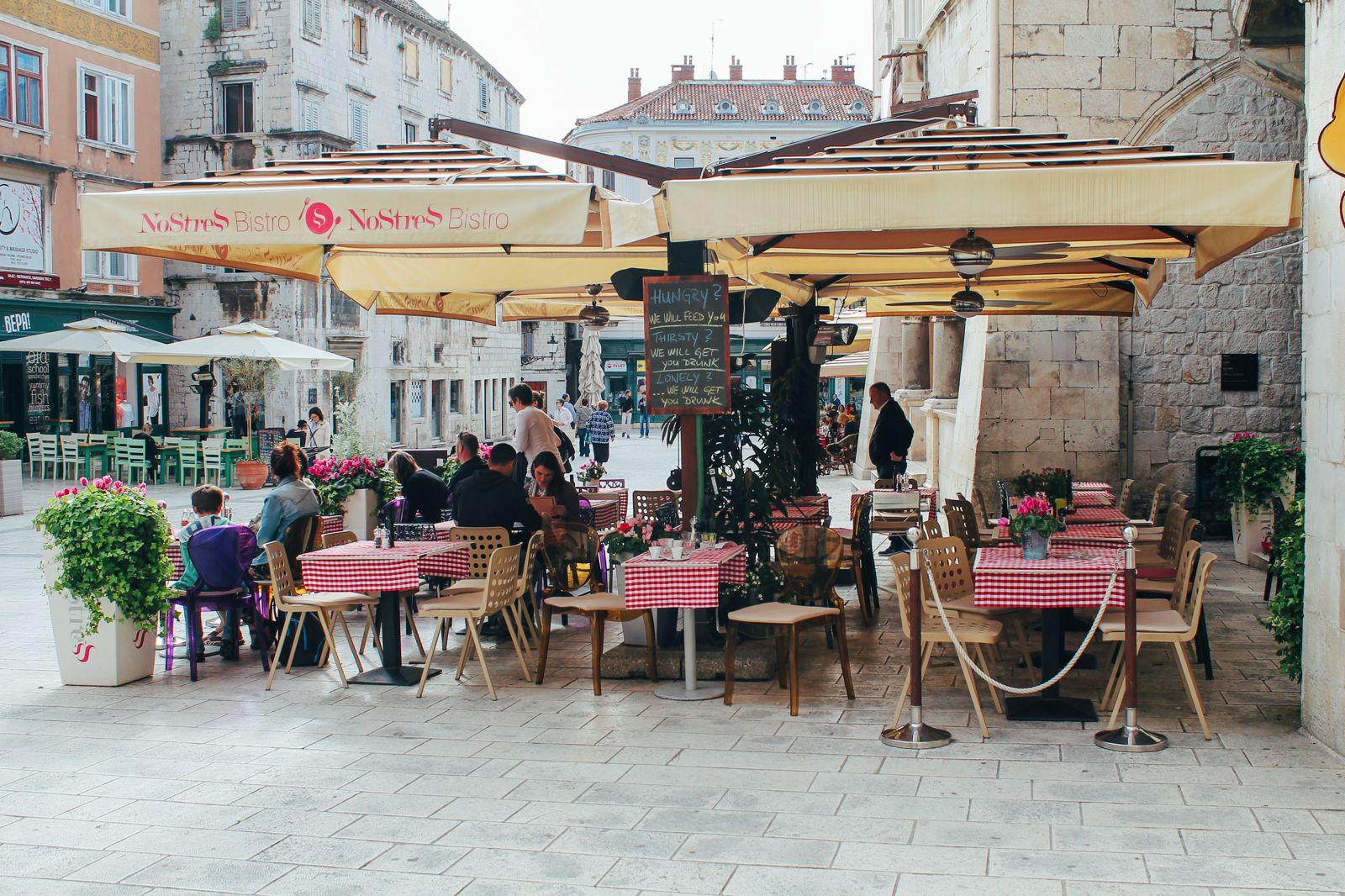 24 Hours In Split, Croatia... (12)