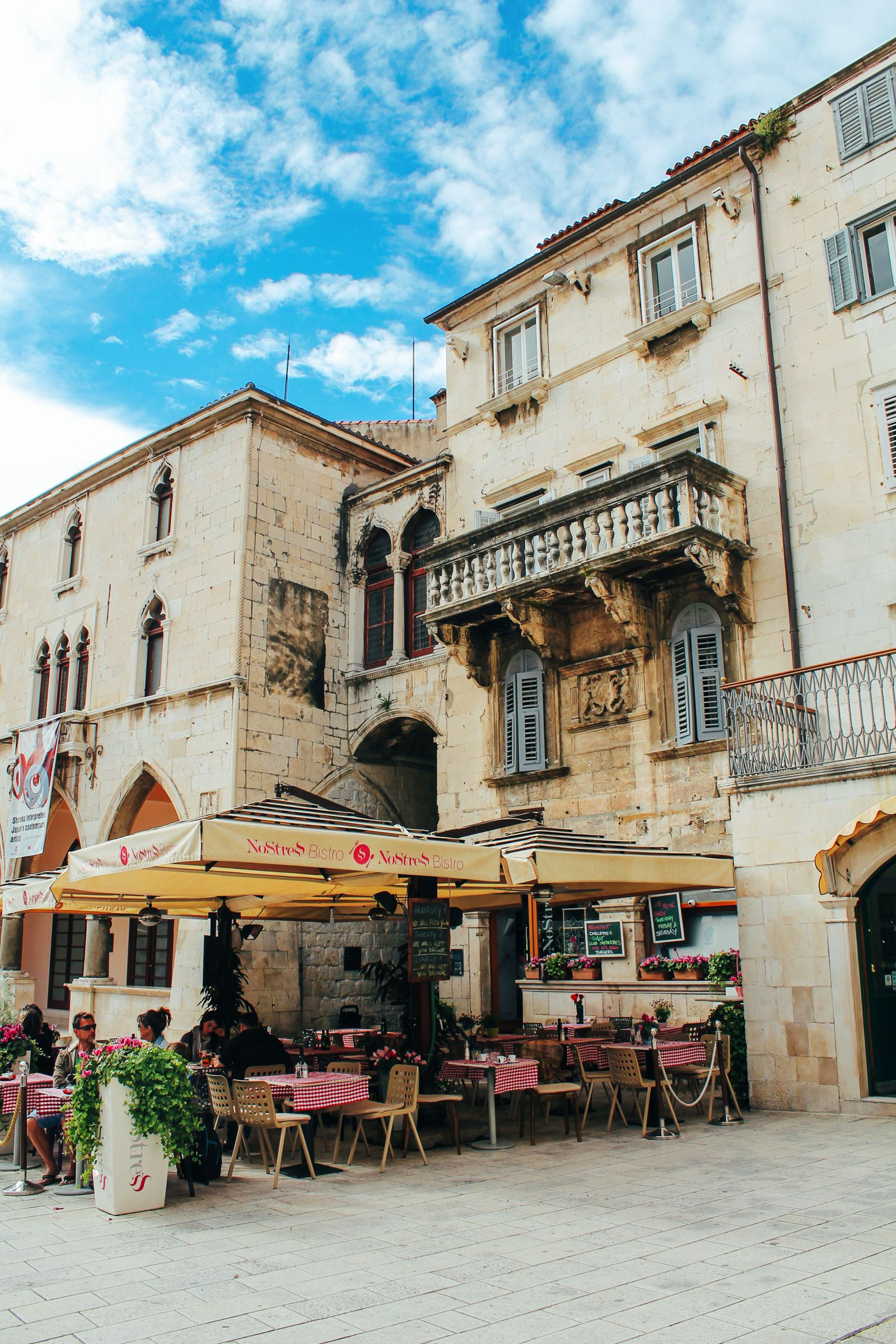 24 Hours In Split, Croatia... (14)