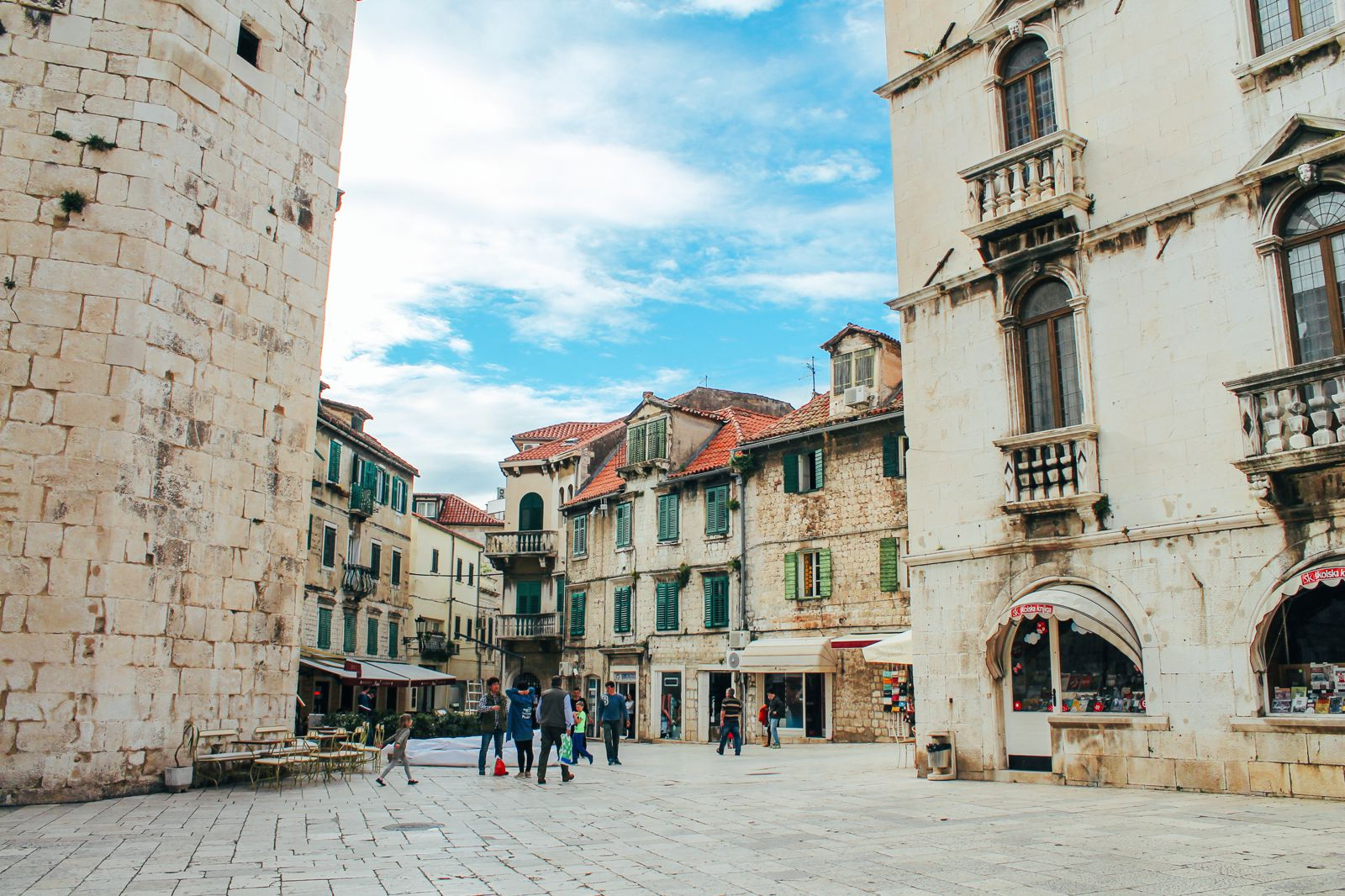 24 Hours In Split, Croatia... (22)