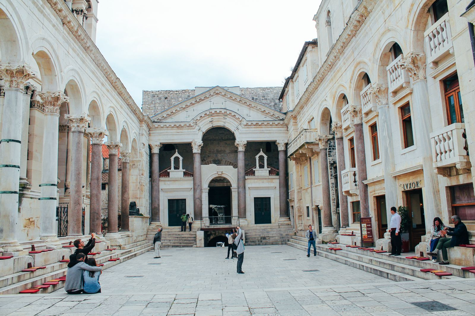 Diocletian's Palace, Croatia... Or As I like To Call It, Home To Daenerys Targaryen - The Mother Of Dragons! (37)