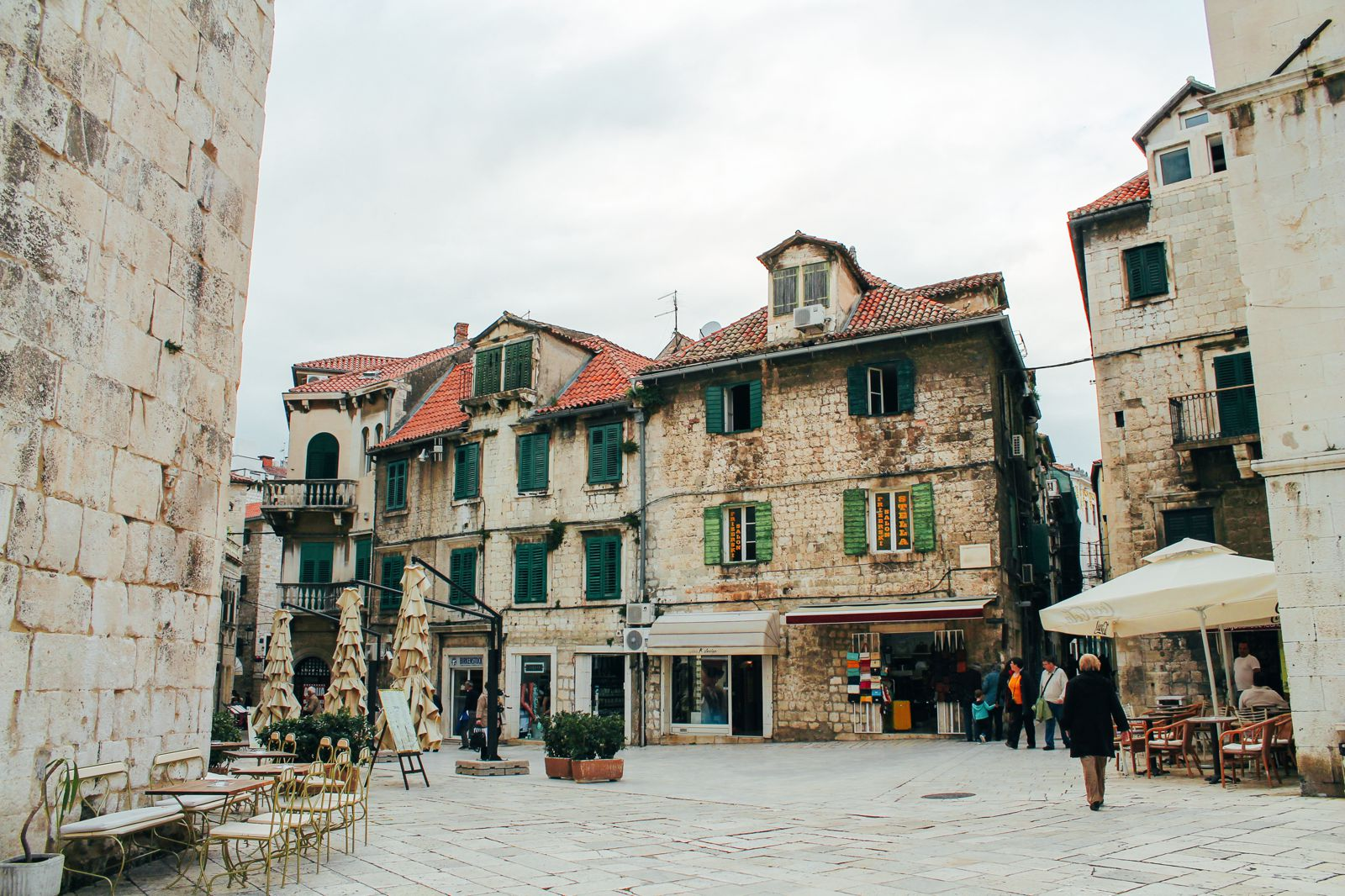 24 Hours In Split, Croatia... (42)