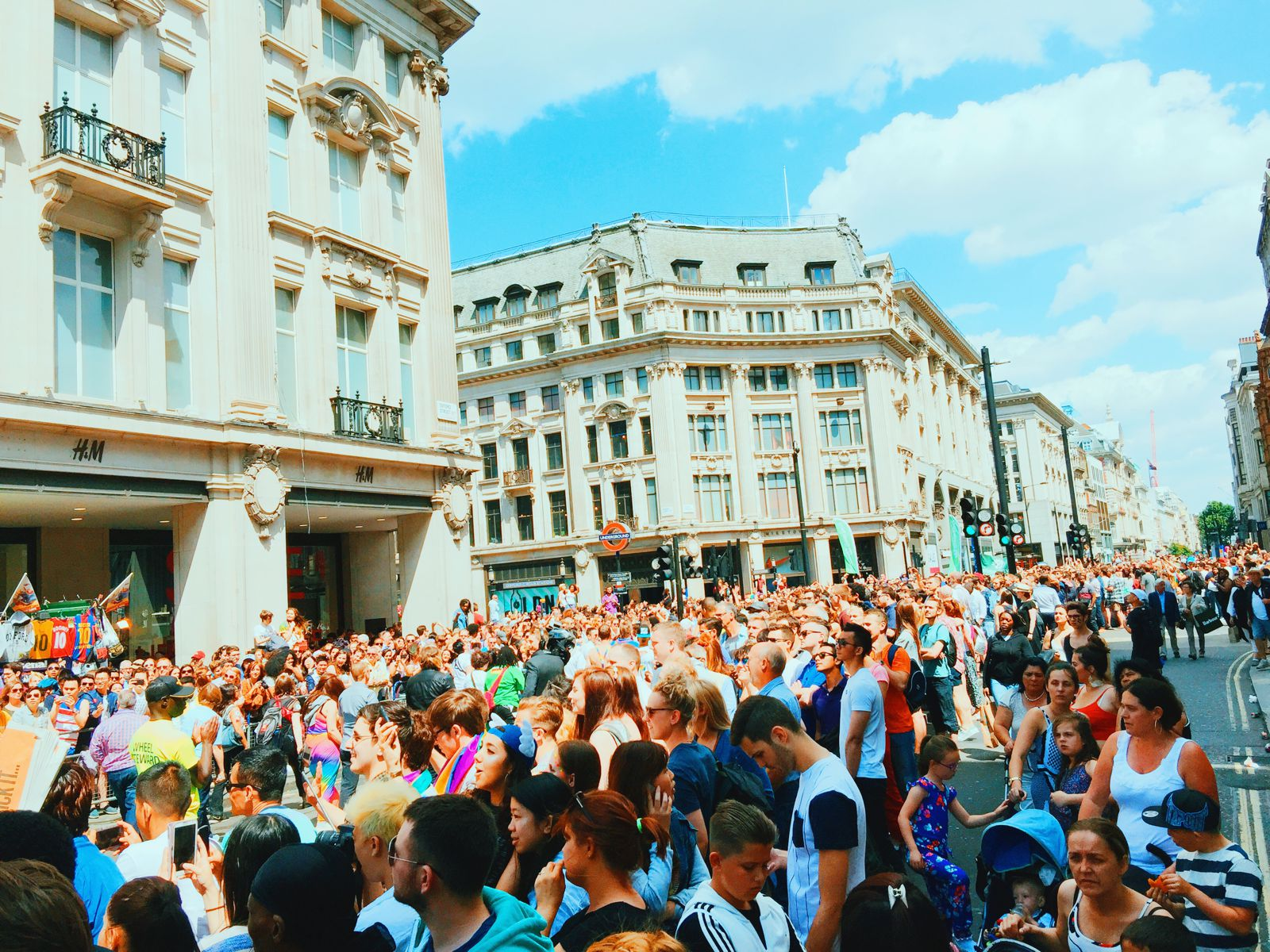 There Was A Party In London This Weekend... Pride in London (3)