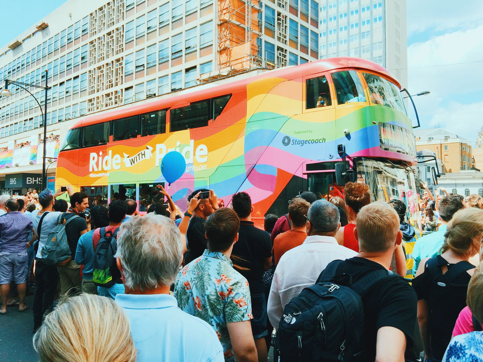 There Was A Party In London This Weekend... Pride in London (5)