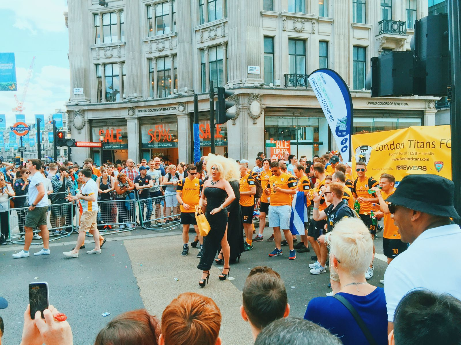 There Was A Party In London This Weekend... Pride in London (4)